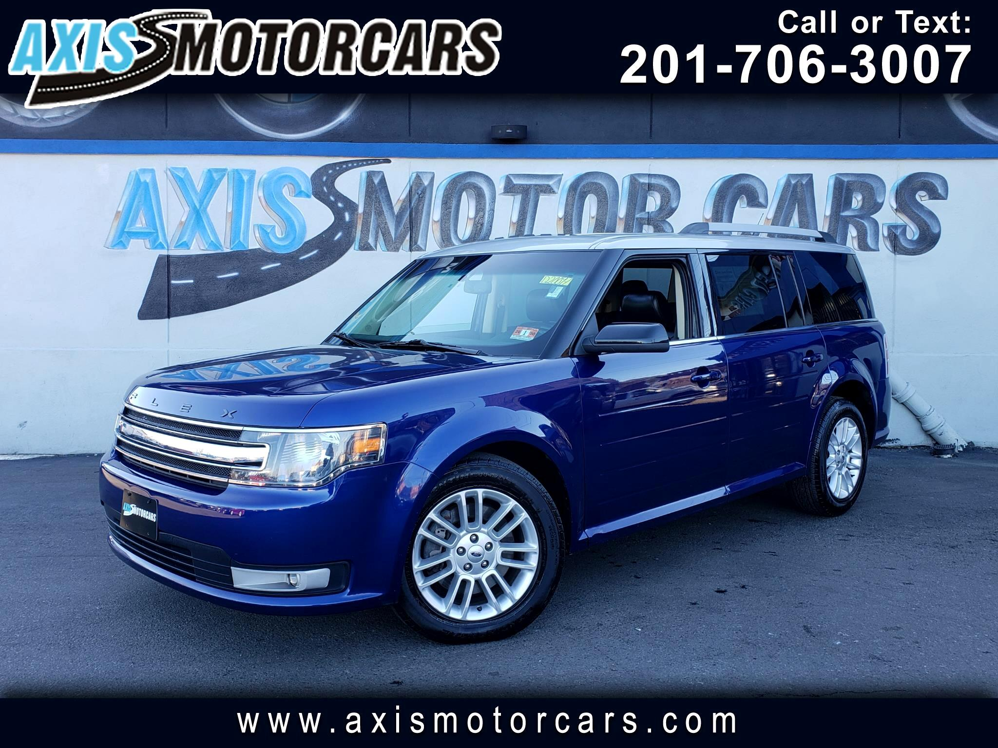 2013 Ford Flex SEL w/Navigation Bakup Camera Panoramic Roof