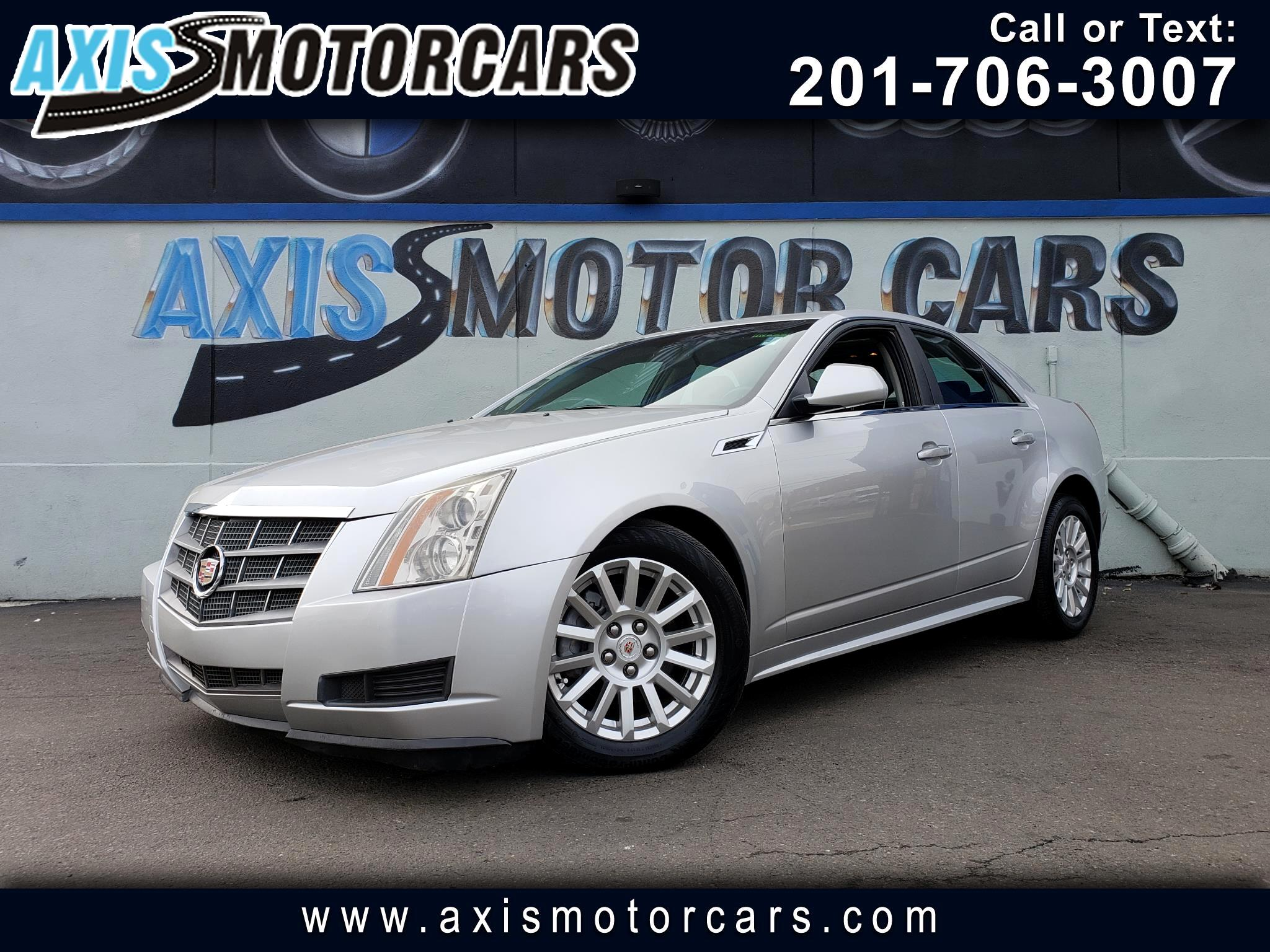 2011 Cadillac CTS w/Panoramic Roof