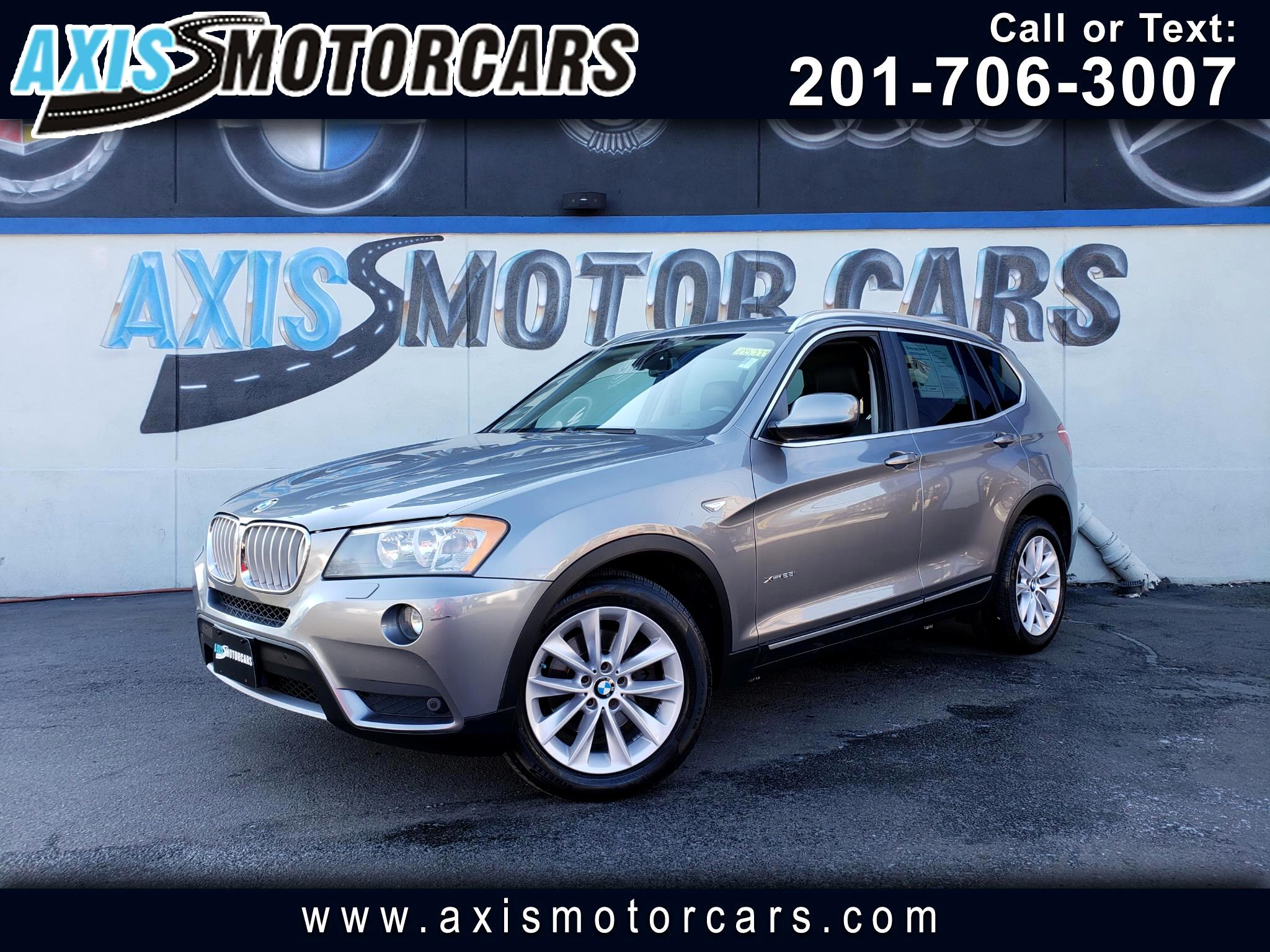 2011 BMW X3 w/Navigation Bakup Camera Panoramic Roof