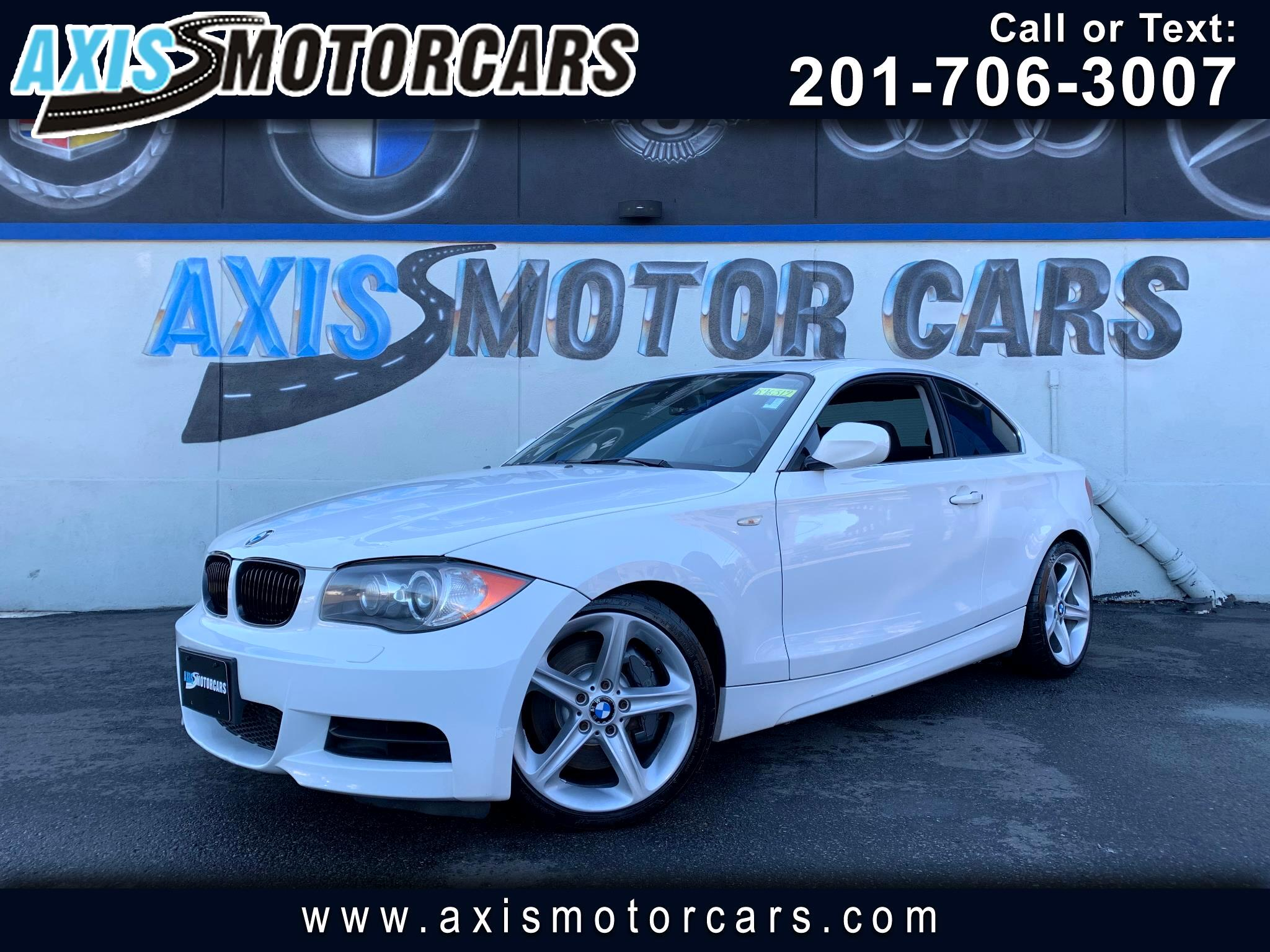2010 BMW 135i w/Sun Roof Leather