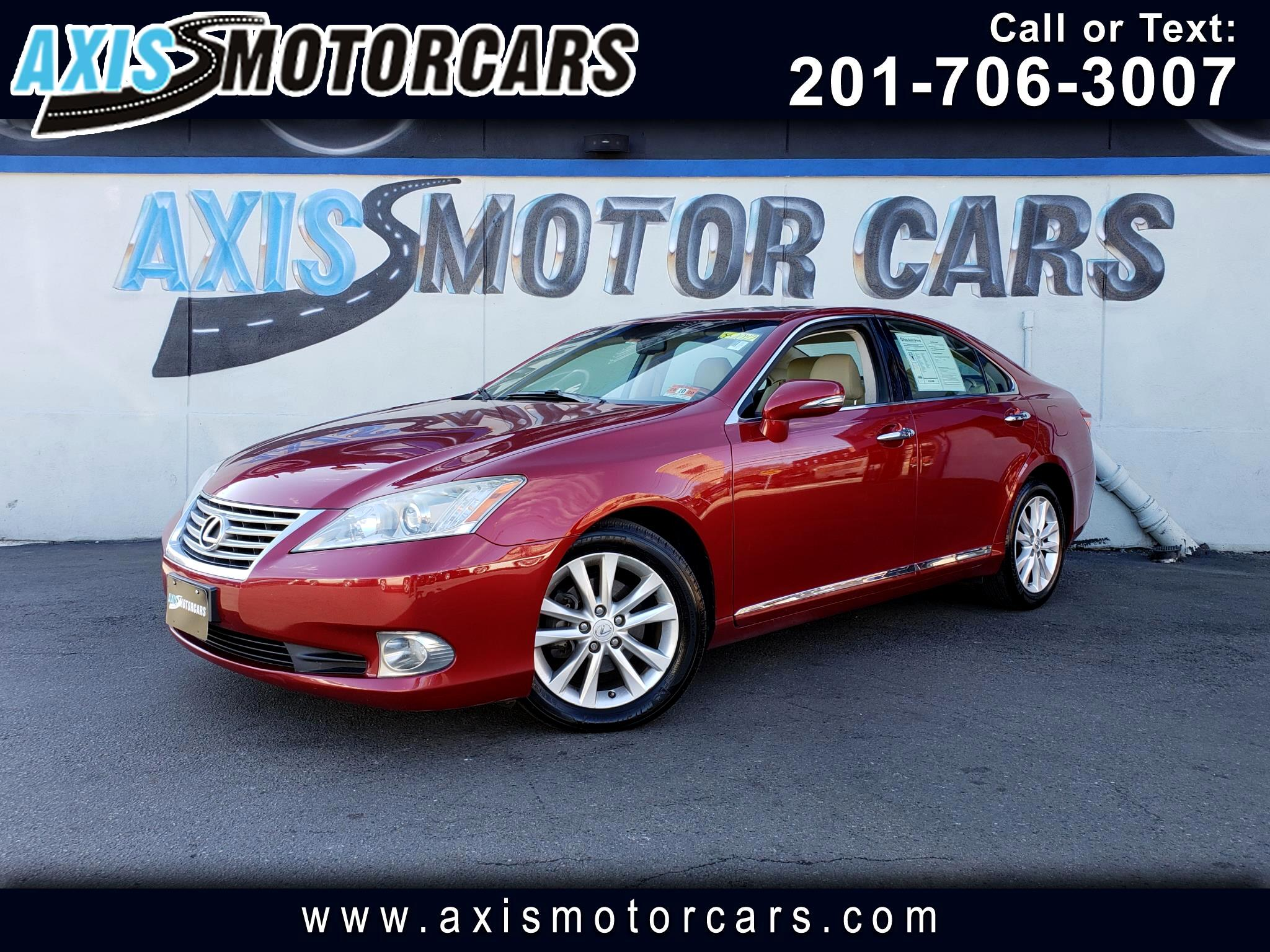 2010 Lexus ES 350 w/Sun Roof Leather