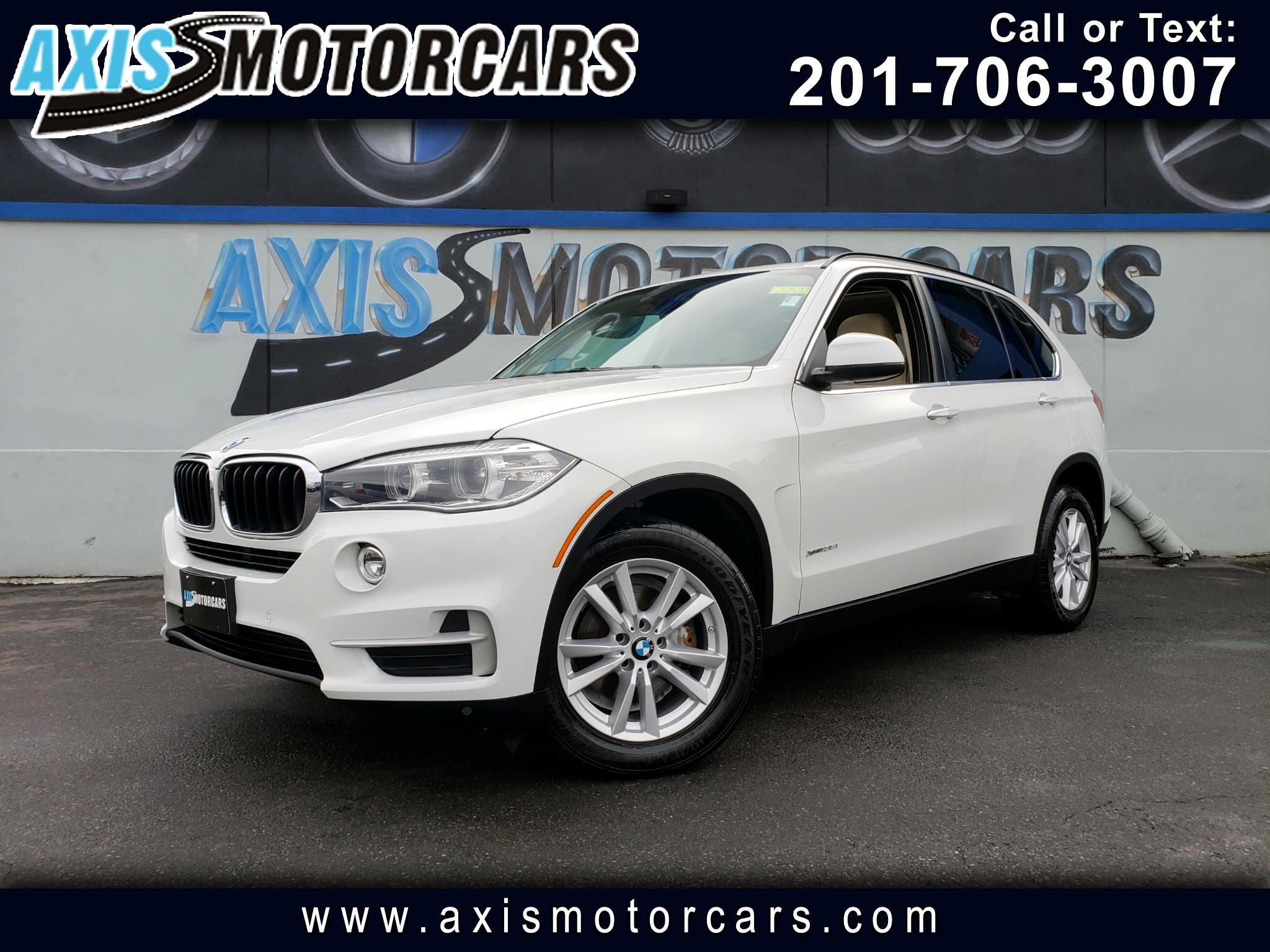 2014 BMW X5 xDrive35i w/Navigation Panoramic Roof