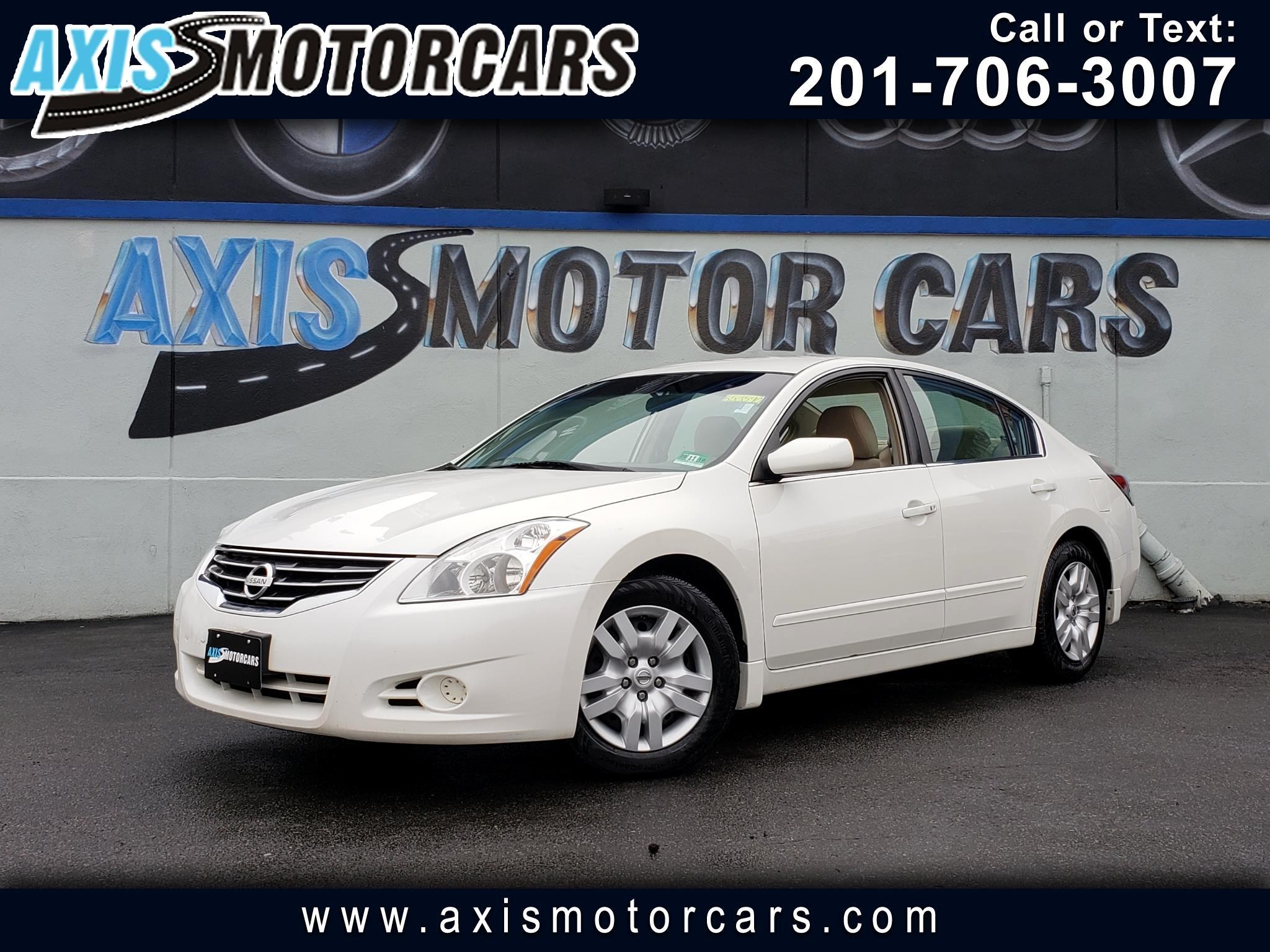 2010 Nissan Altima 2.5 S *** 1 Owner Clean Carfax ***