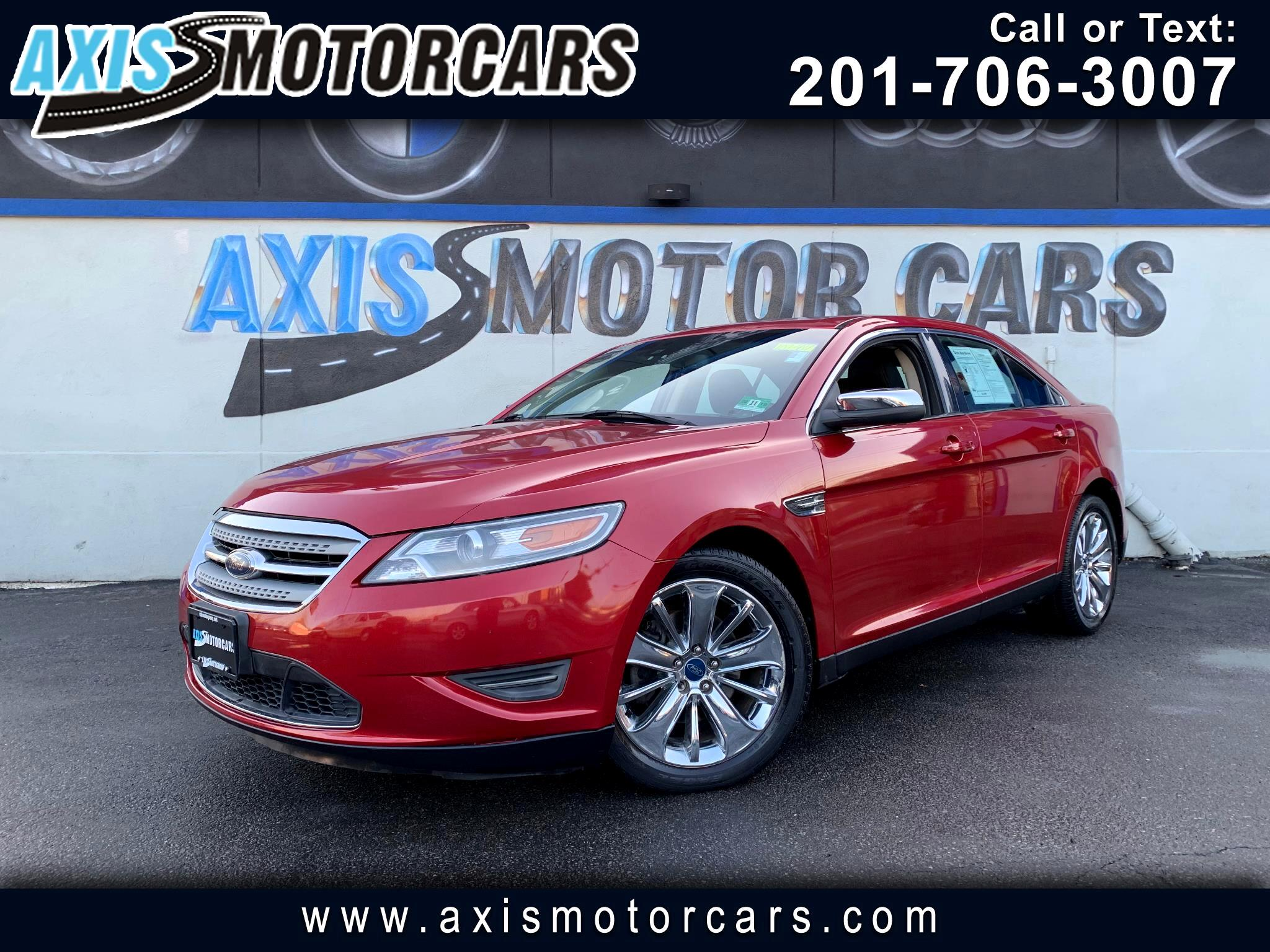 2010 Ford Taurus Limited w/Sun Roof