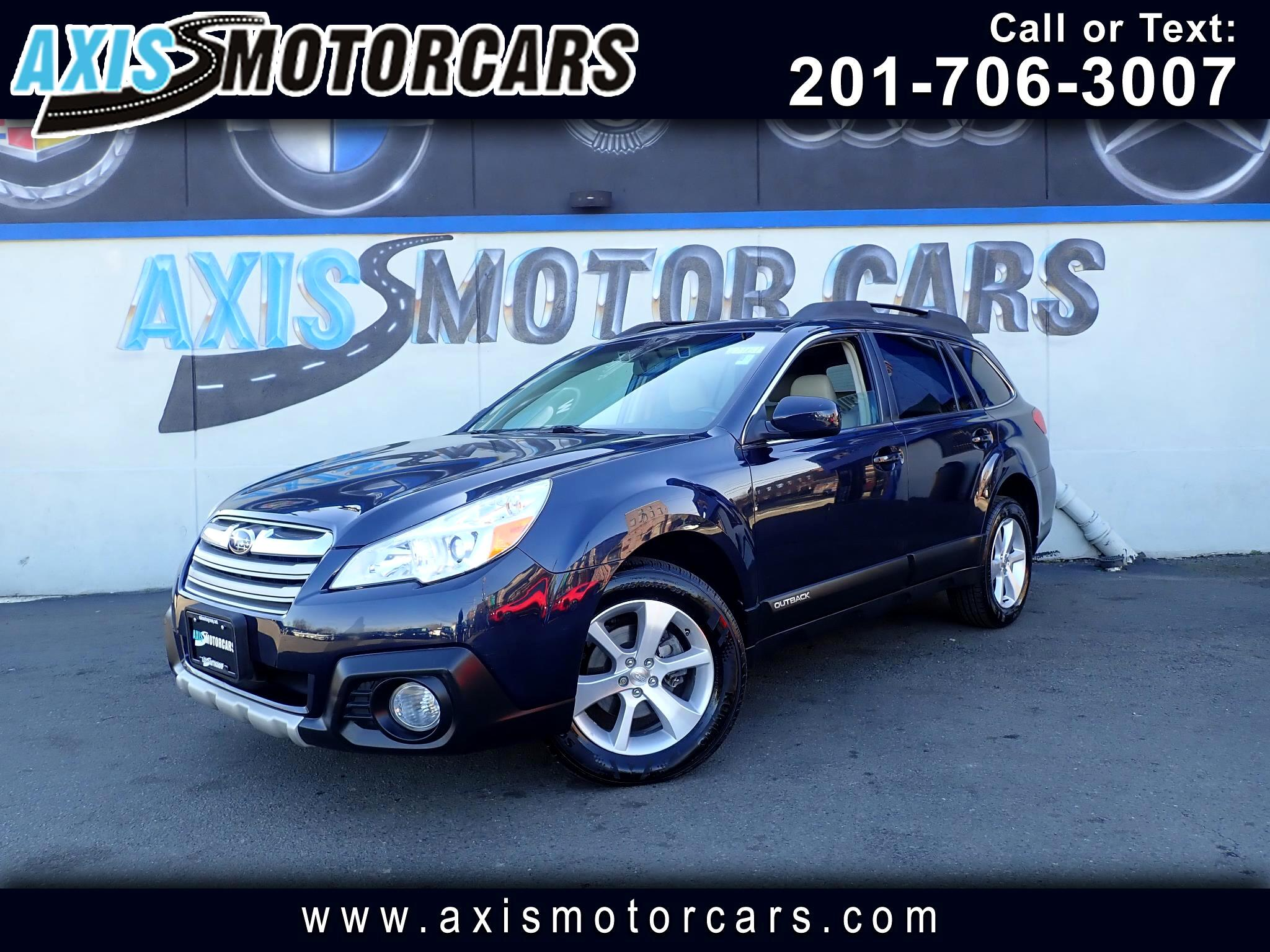 2014 Subaru Outback w/Navigation Bakup Camera Drivers assist
