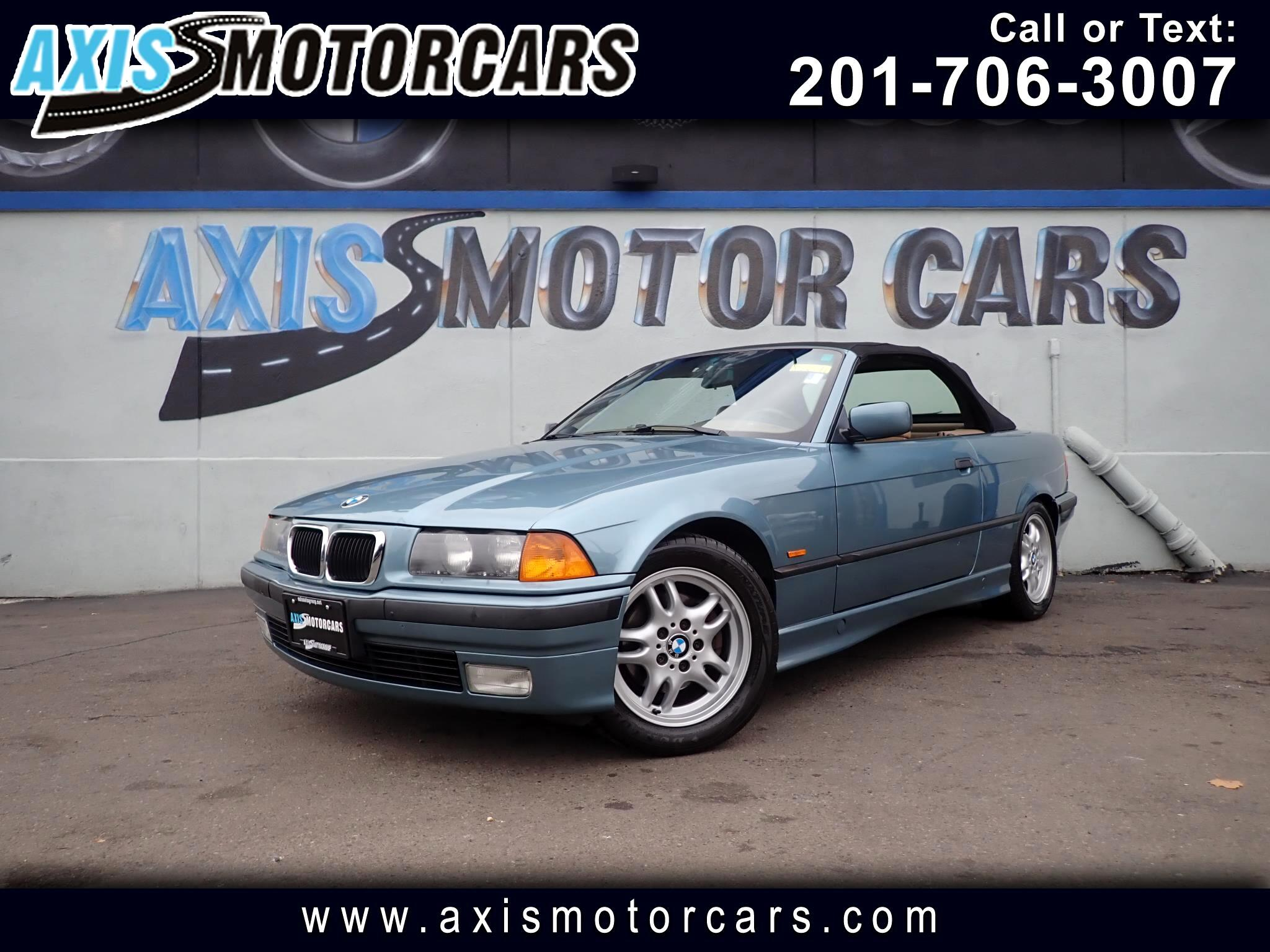 1997 BMW 328i ICA 2dr Convertible Auto