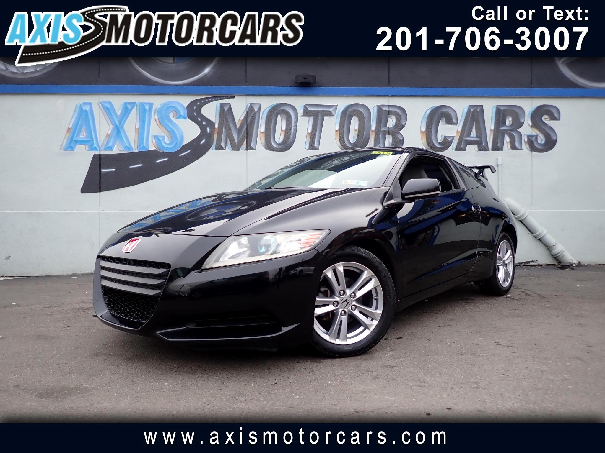 2011 Honda CR-Z 3dr Man