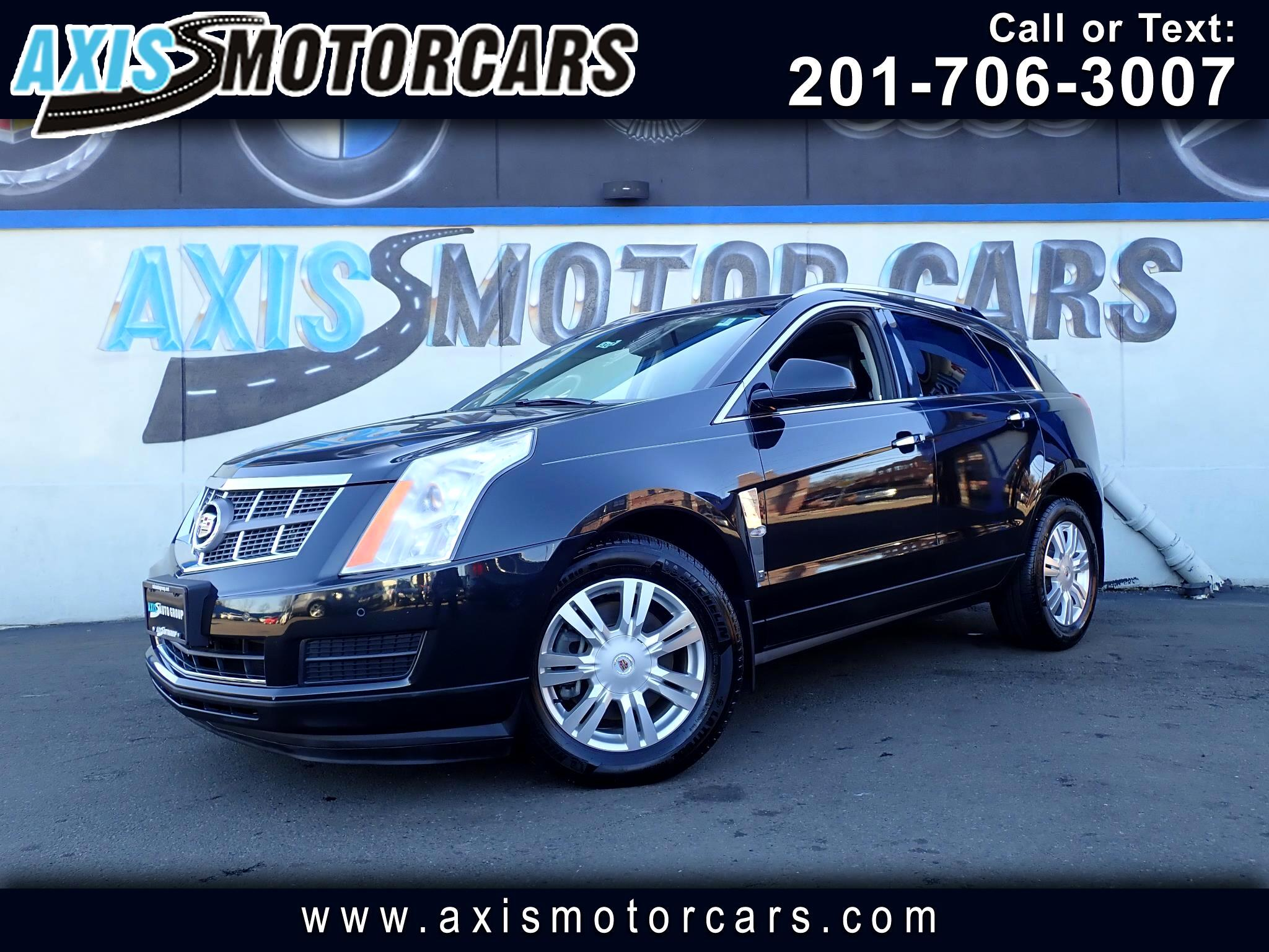 2013 Cadillac SRX Luxury Collection w/Navigation Panoramic Roof