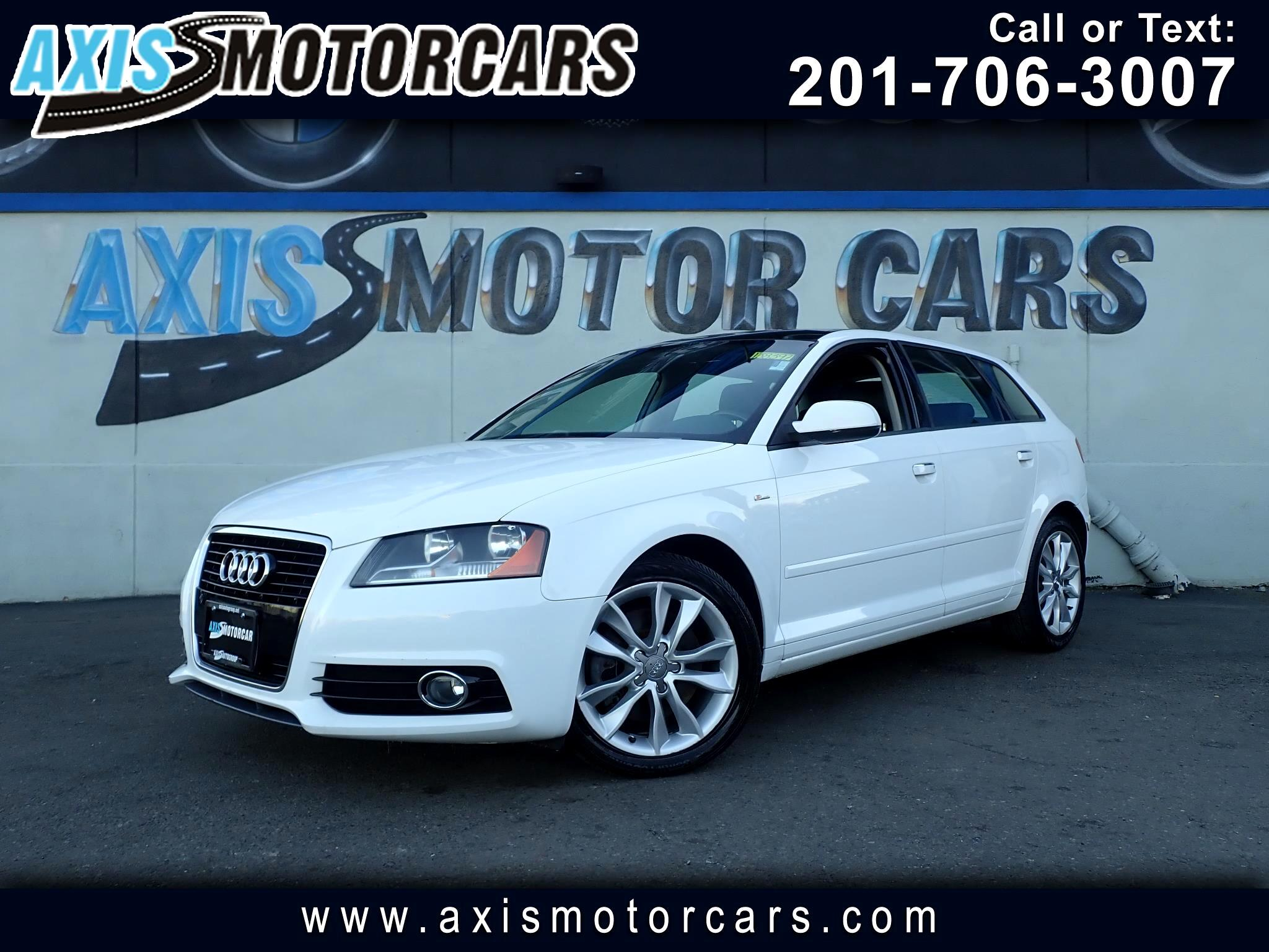 2011 Audi A3 S-LINE Premium w/Leather Panoramic Roof