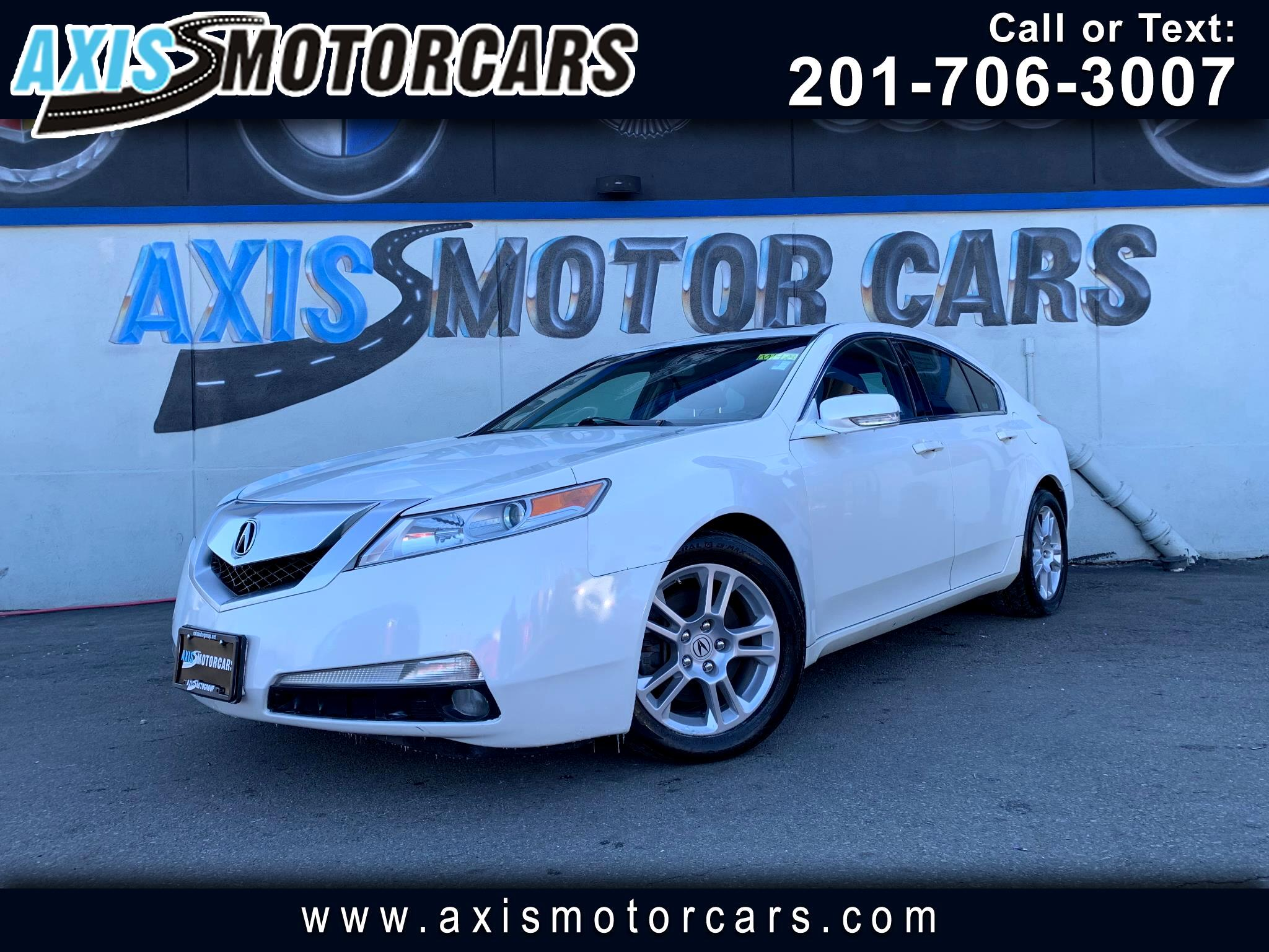2009 Acura TL w/Sun Roof Leather