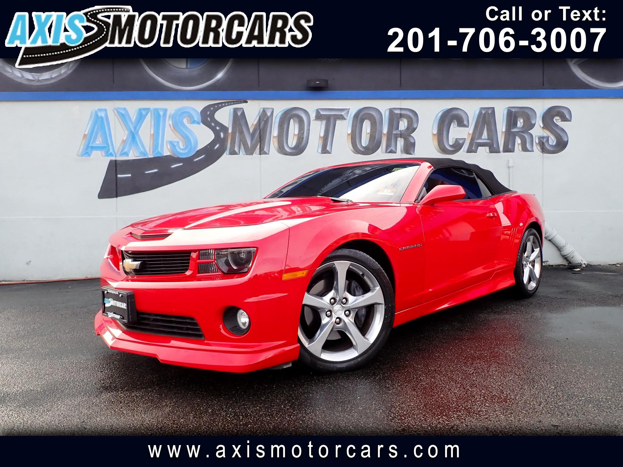 2013 Chevrolet Camaro w/Boston Premium Audio Navigation Bakup Camera