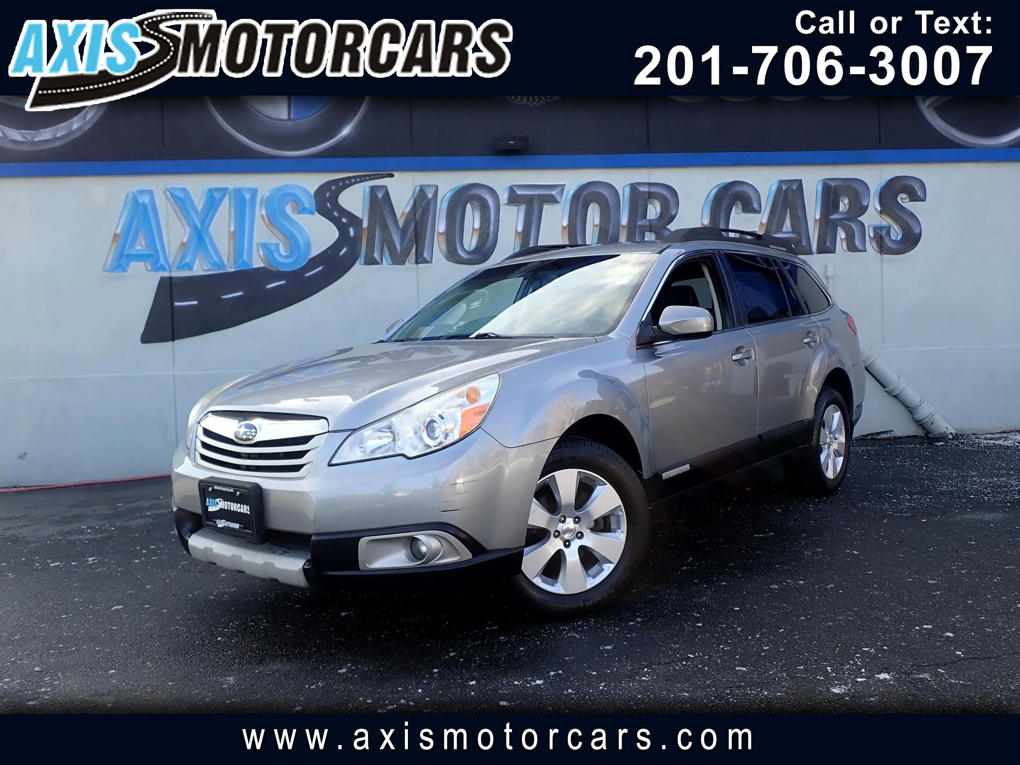 2011 Subaru Outback 2.5 Limited w/Harman Kardon Sound System