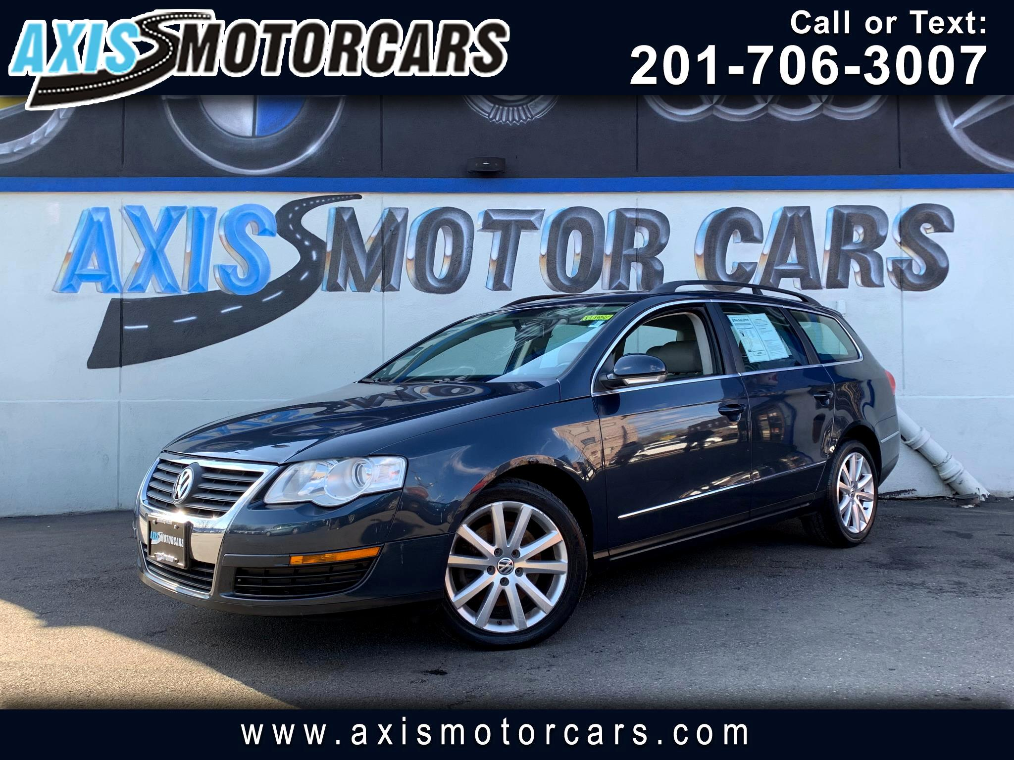 2007 Volkswagen Passat Wagon Auto 2.0T FWD w/Sun Roof Leather