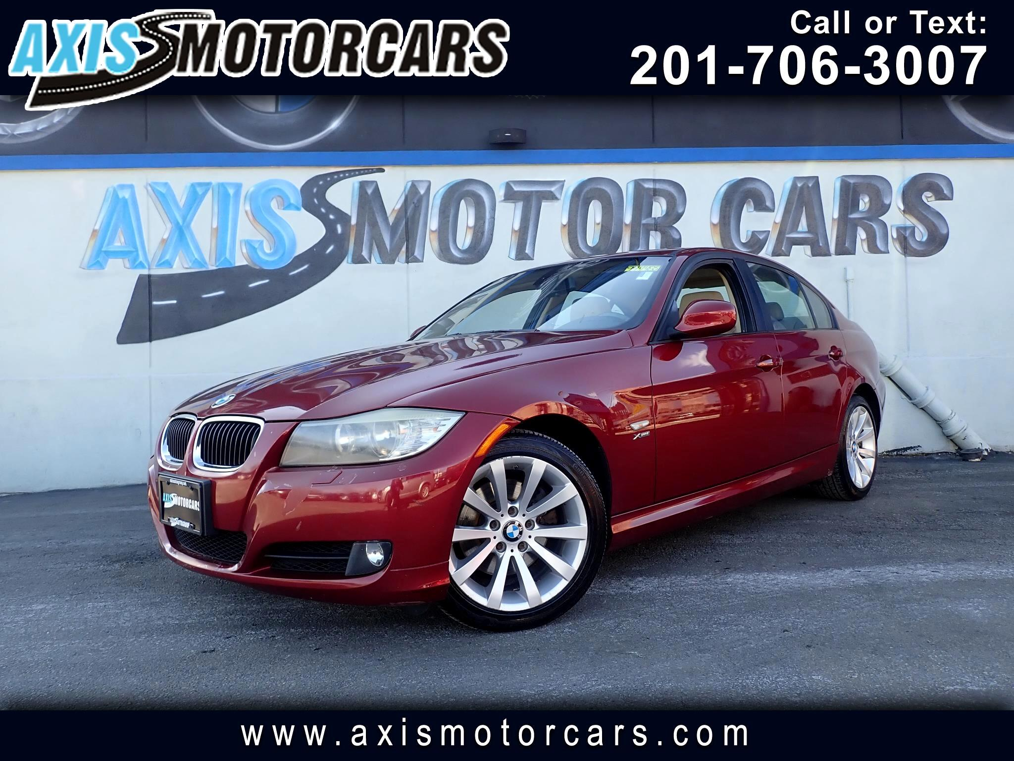 2011 BMW 328xi SULEV w/Sun Roof Leather
