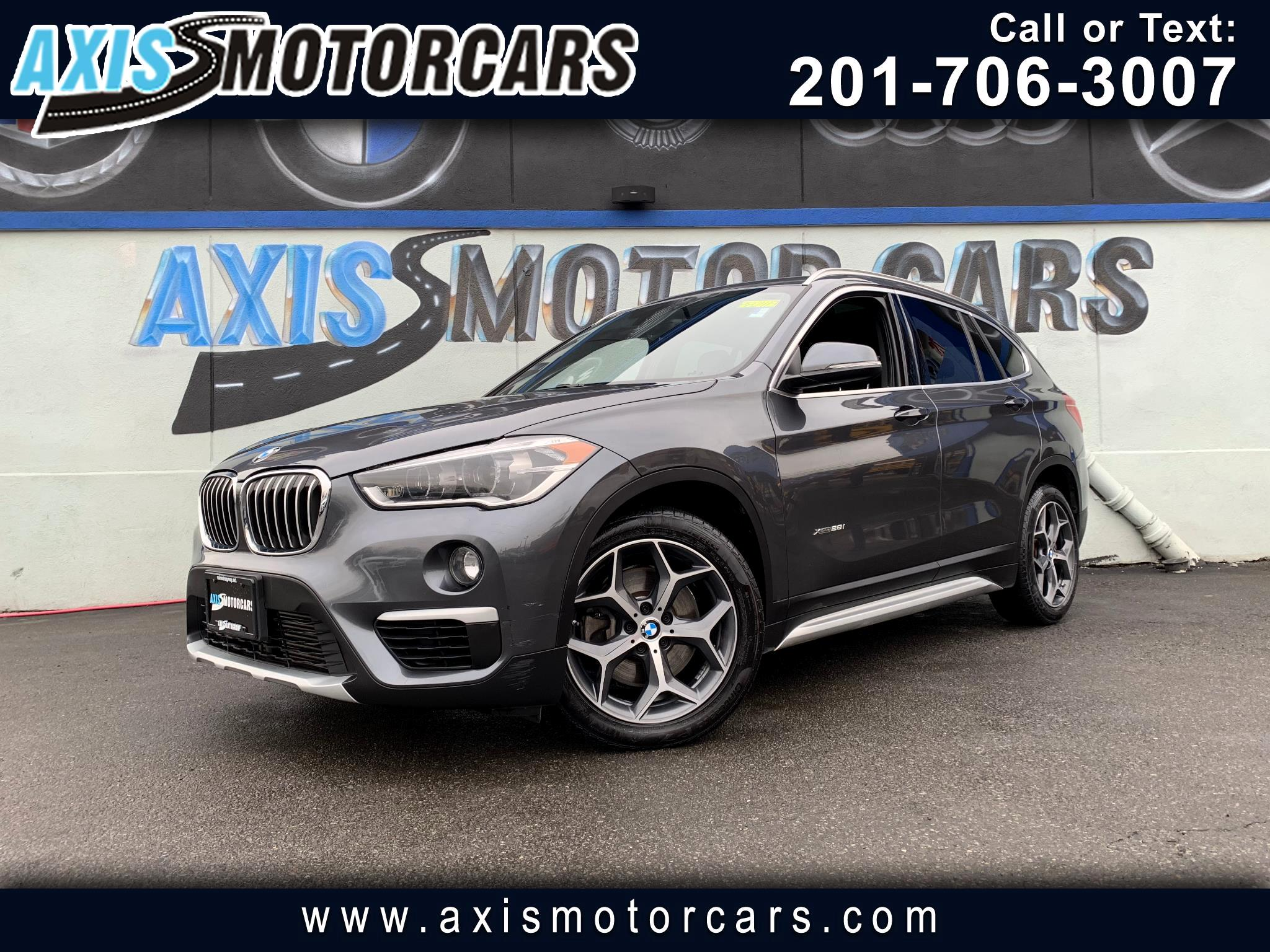 2016 BMW X1 xDrive 28i w/Panoramic Roof  Navigation