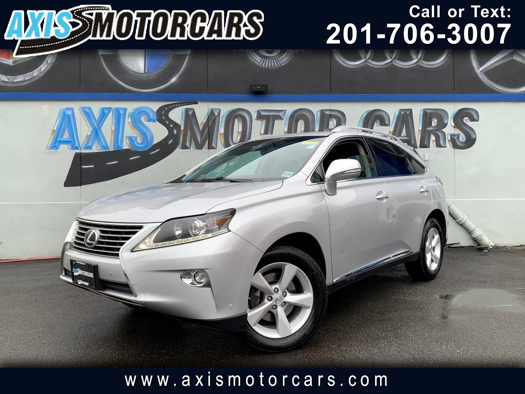 2015 Lexus RX 350 w/Navigation Bakup Camera Sun Roof