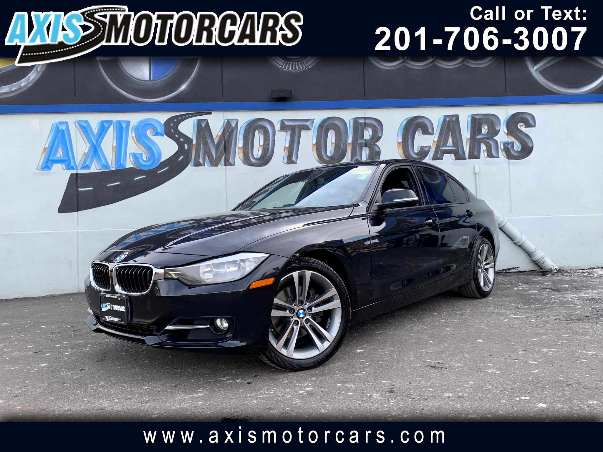 2013 BMW 328i w/Navigation Sun Roof Leather