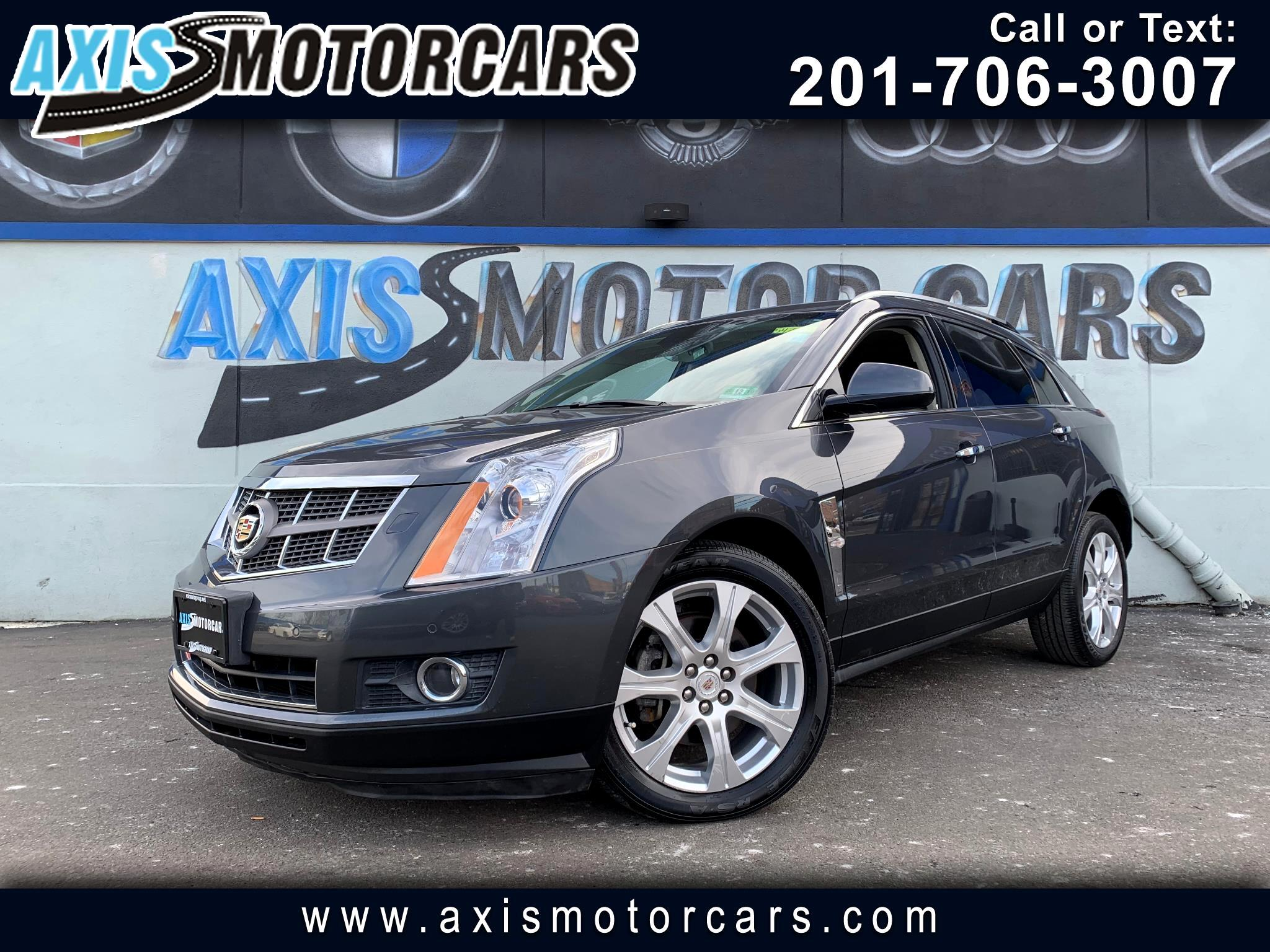2010 Cadillac SRX Performance Collection Bose Sound System Navigatio