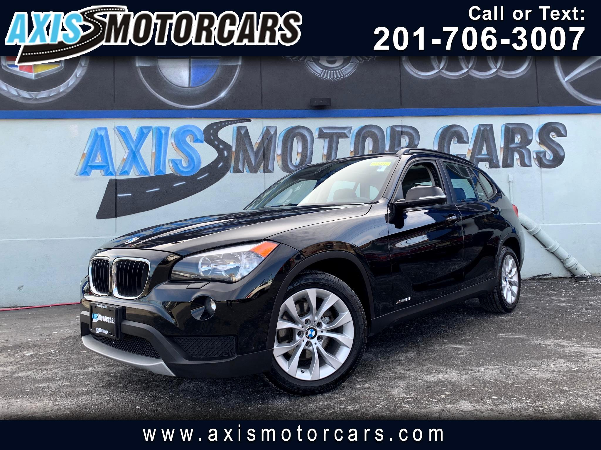 2014 BMW X1 xDrive28i w/Panoramic Roof