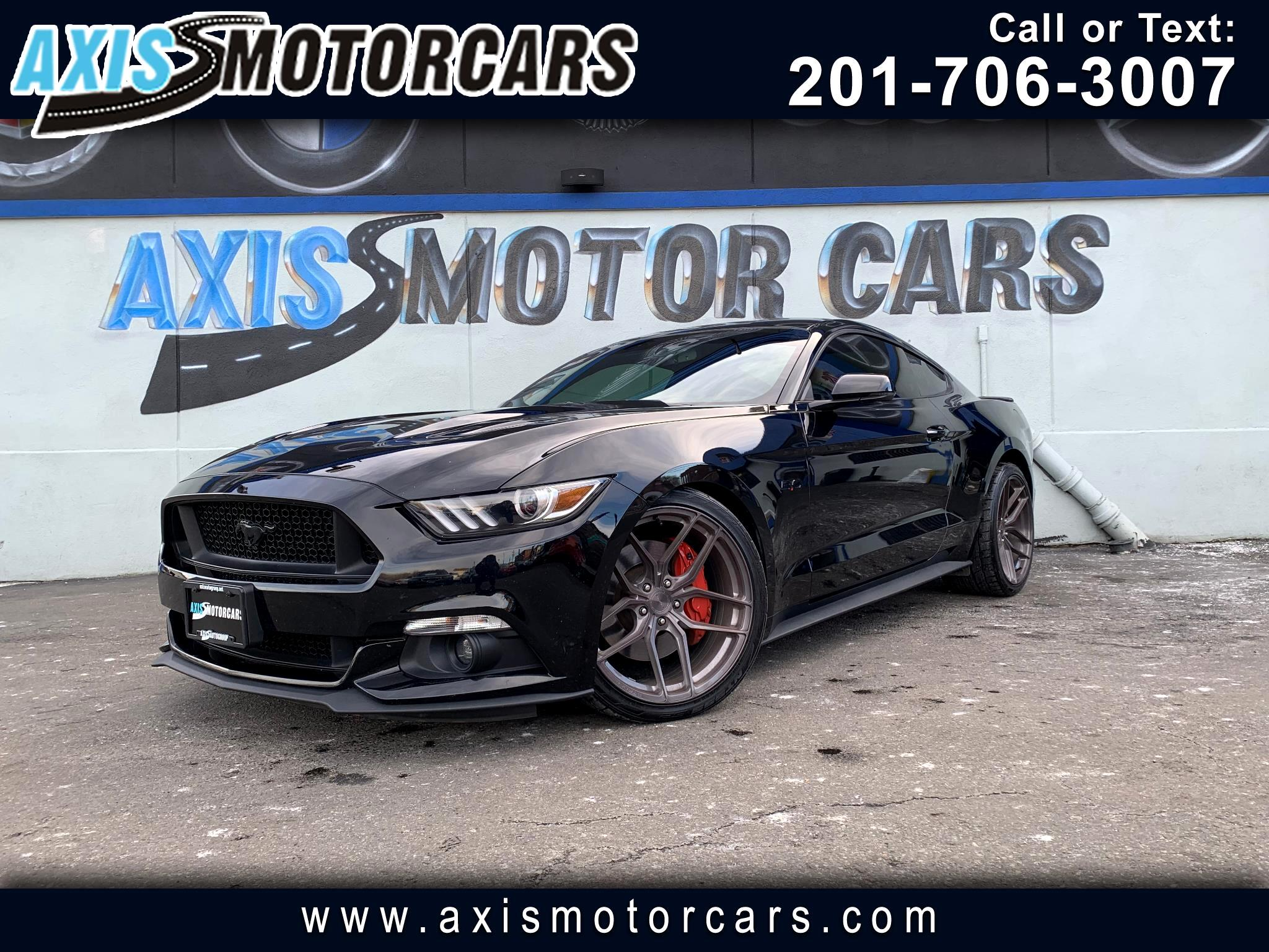 2016 Ford Mustang GT w/Navigation Bakup Camera