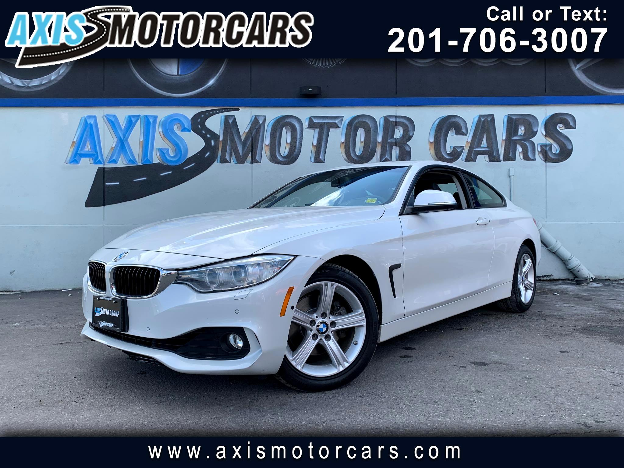 2015 BMW 428i w/Harman Kardon System Navigation Bakup Camera
