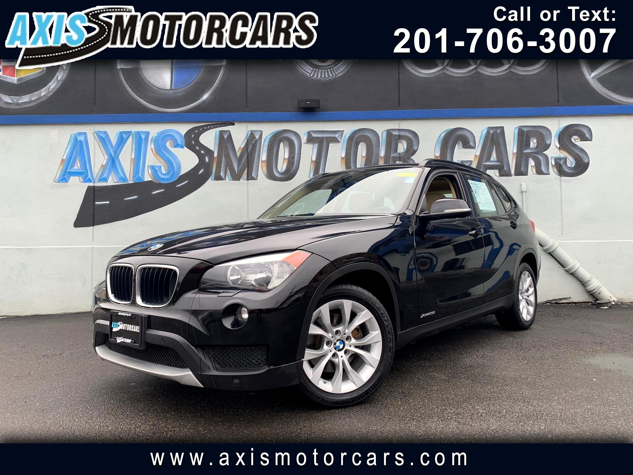 2014 BMW X1 w/Panoramic Roof Navigation Bakup Camera