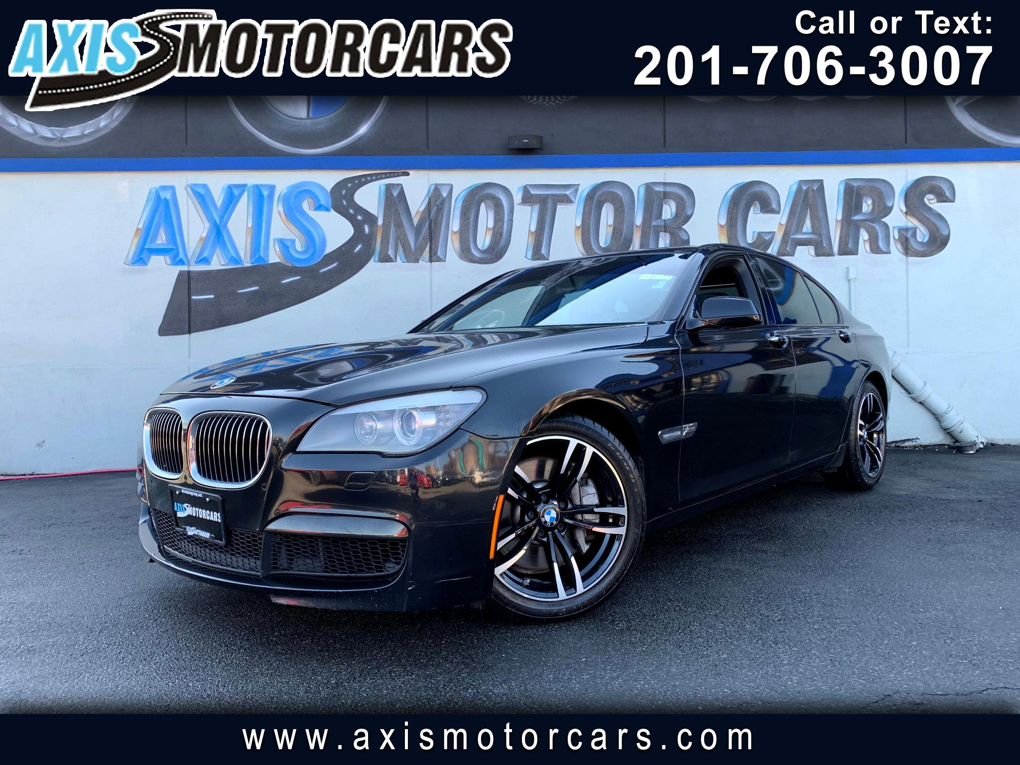 2012 BMW 750i w/Navigation Bakup Camera Sun Roof
