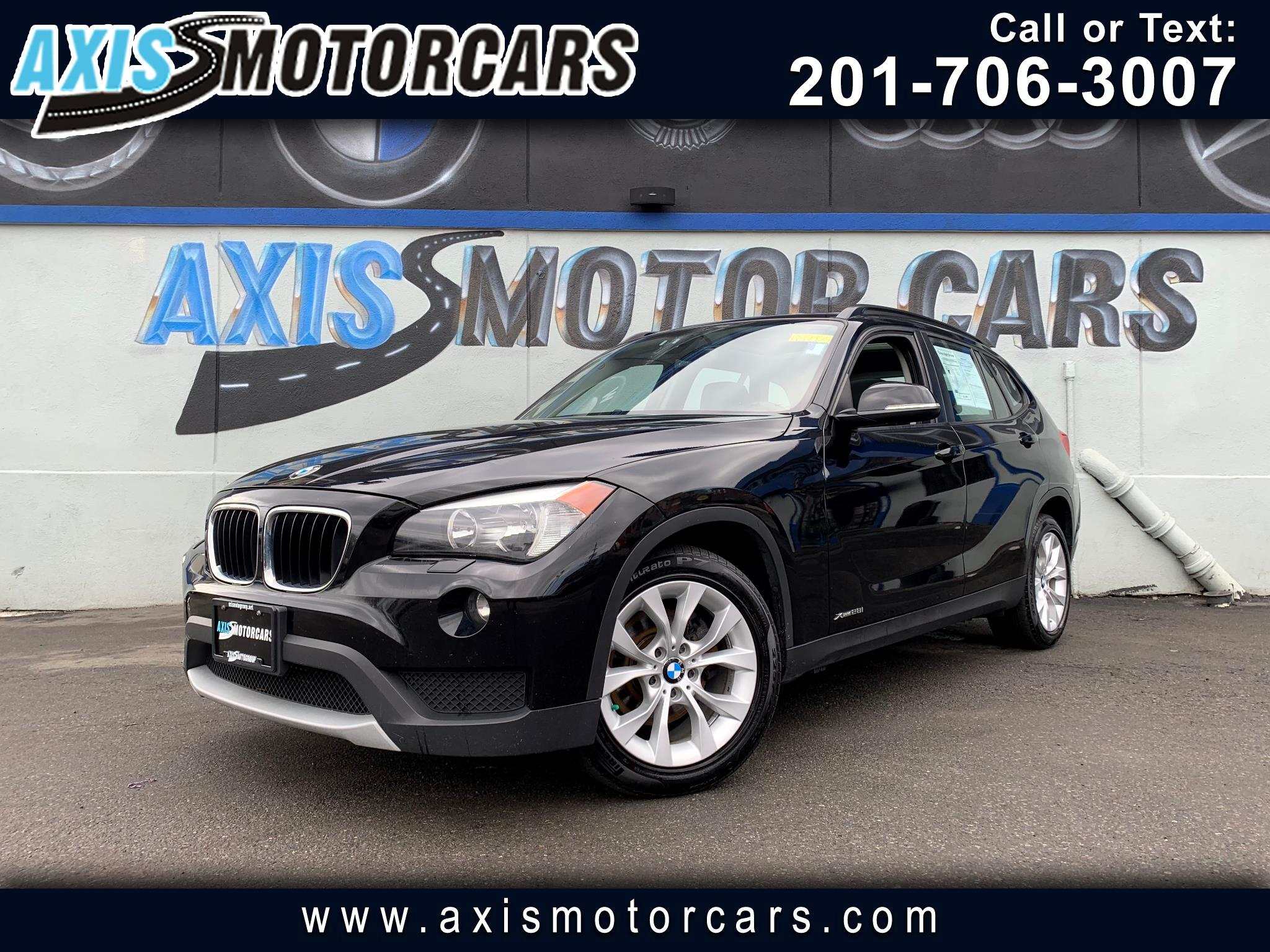 2013 BMW X1 w/Panoramic Roof Navigation Leather