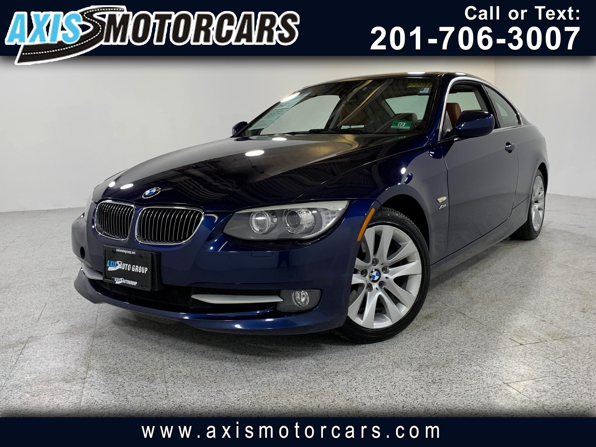 2011 BMW 328i xDrive Cpe w/Sun Roof  Leather