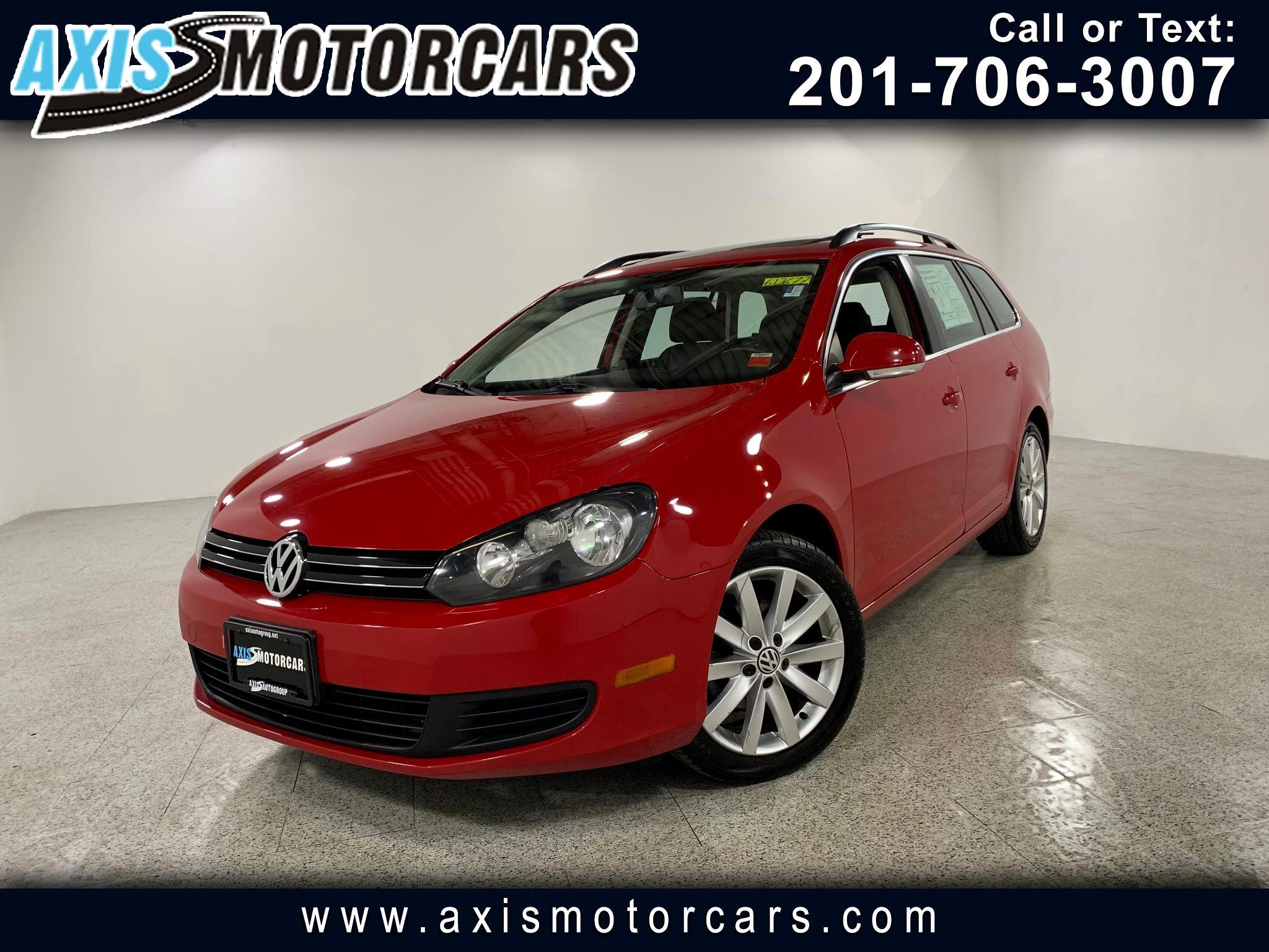2011 Volkswagen Jetta S w/Panoramic Roof Leather