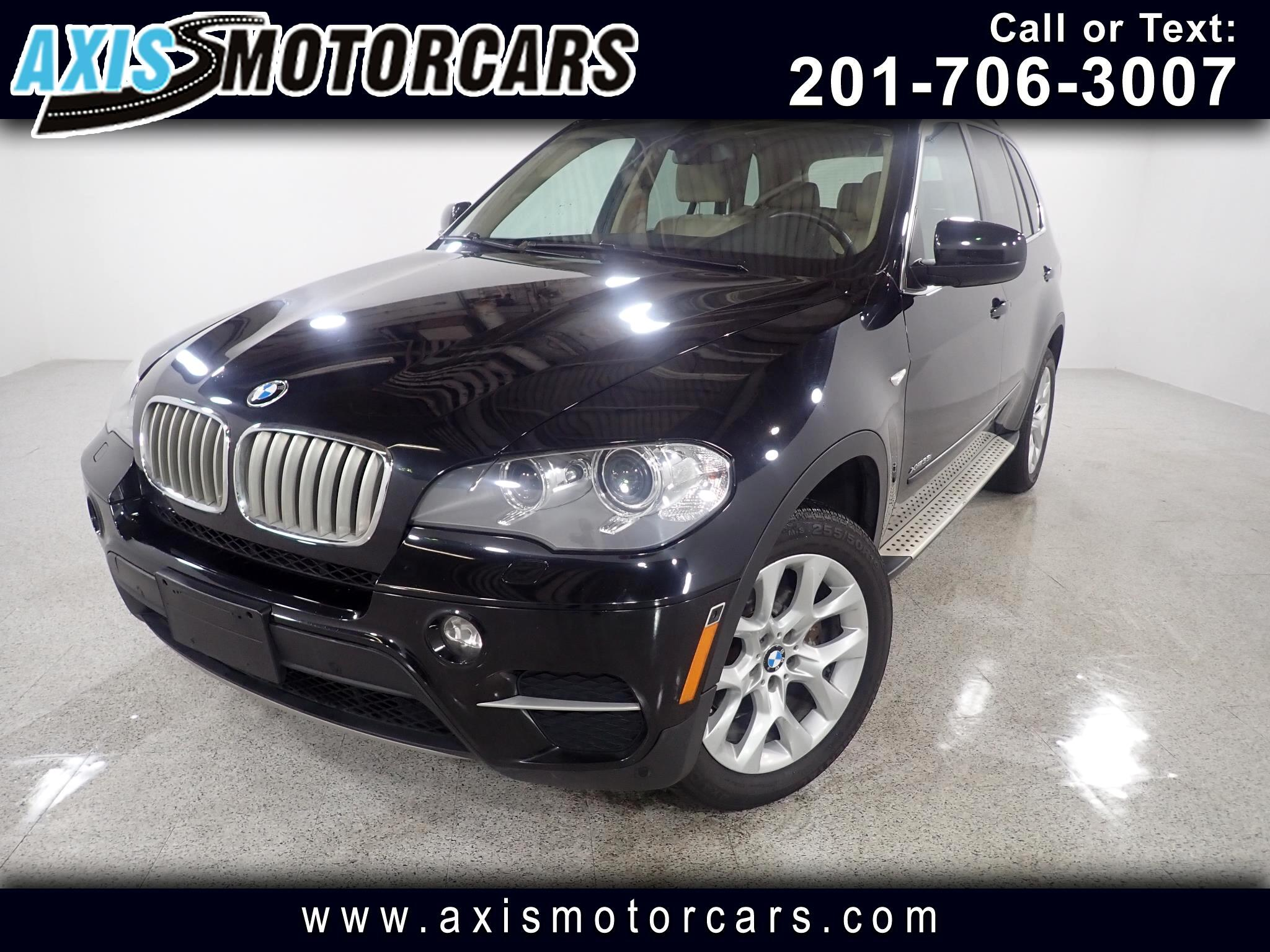 2013 BMW X5 w/Panoramic Roof Navigation Bakup Camera