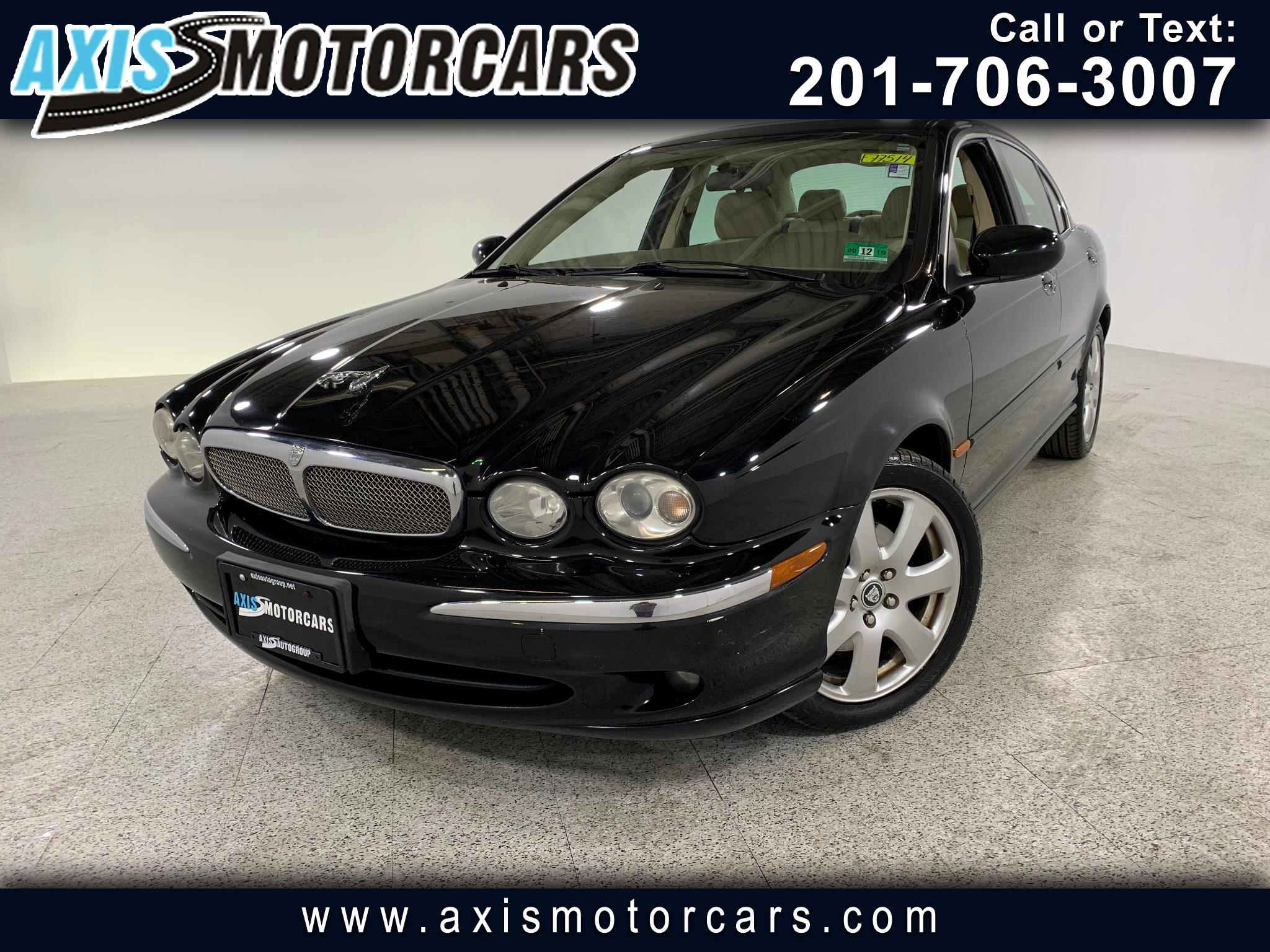 2006 Jaguar X-Type w/Sunroof Leather