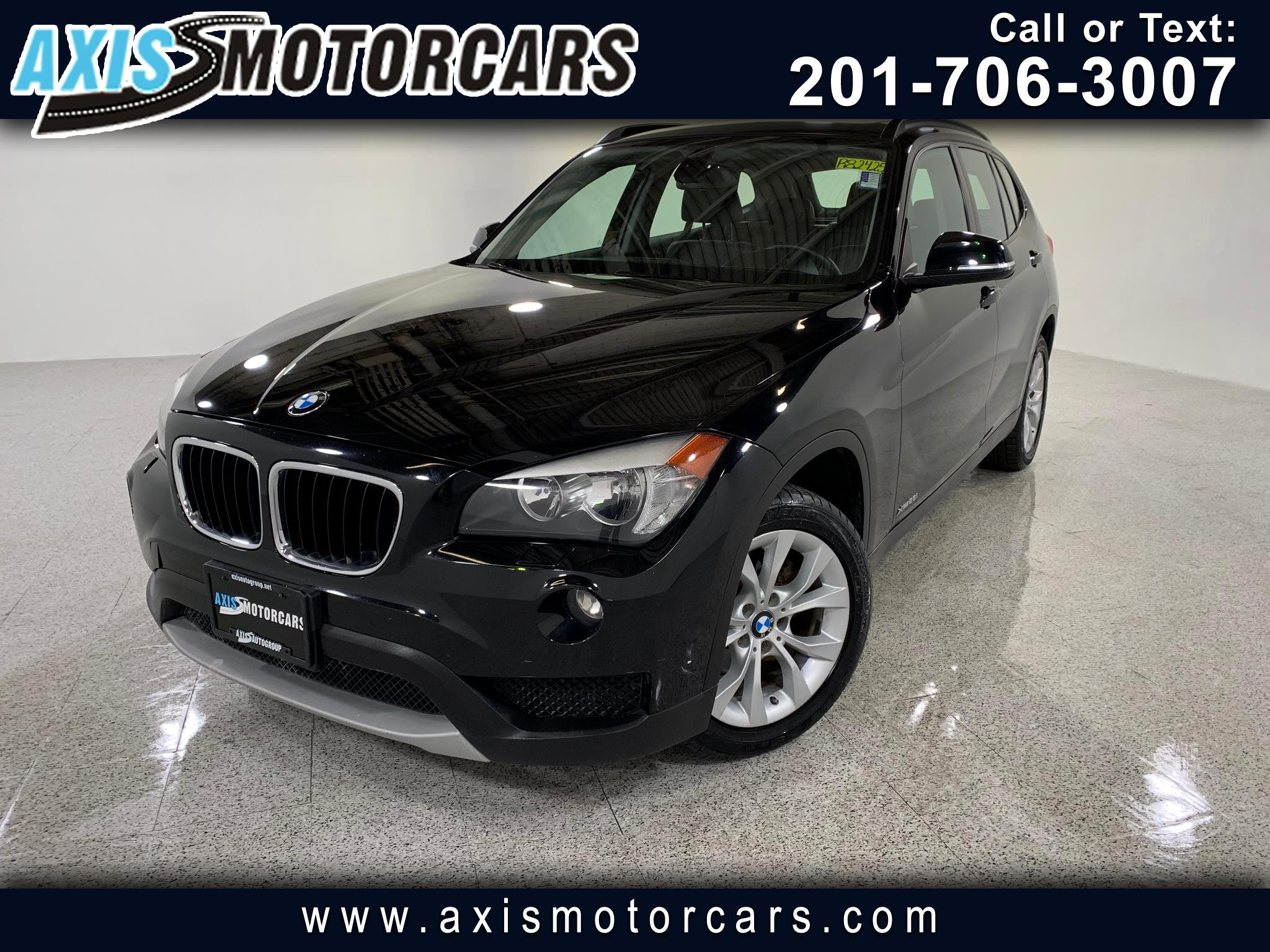 2013 BMW X1 xDrive28i w/Panoramic Roof Leather