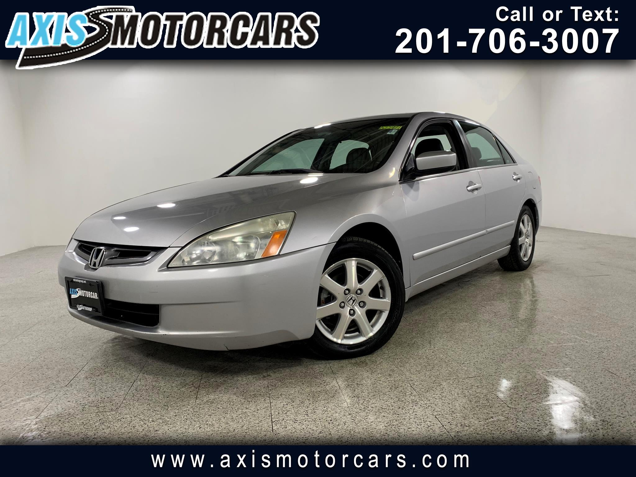 2005 Honda Accord EX-L V6 AT