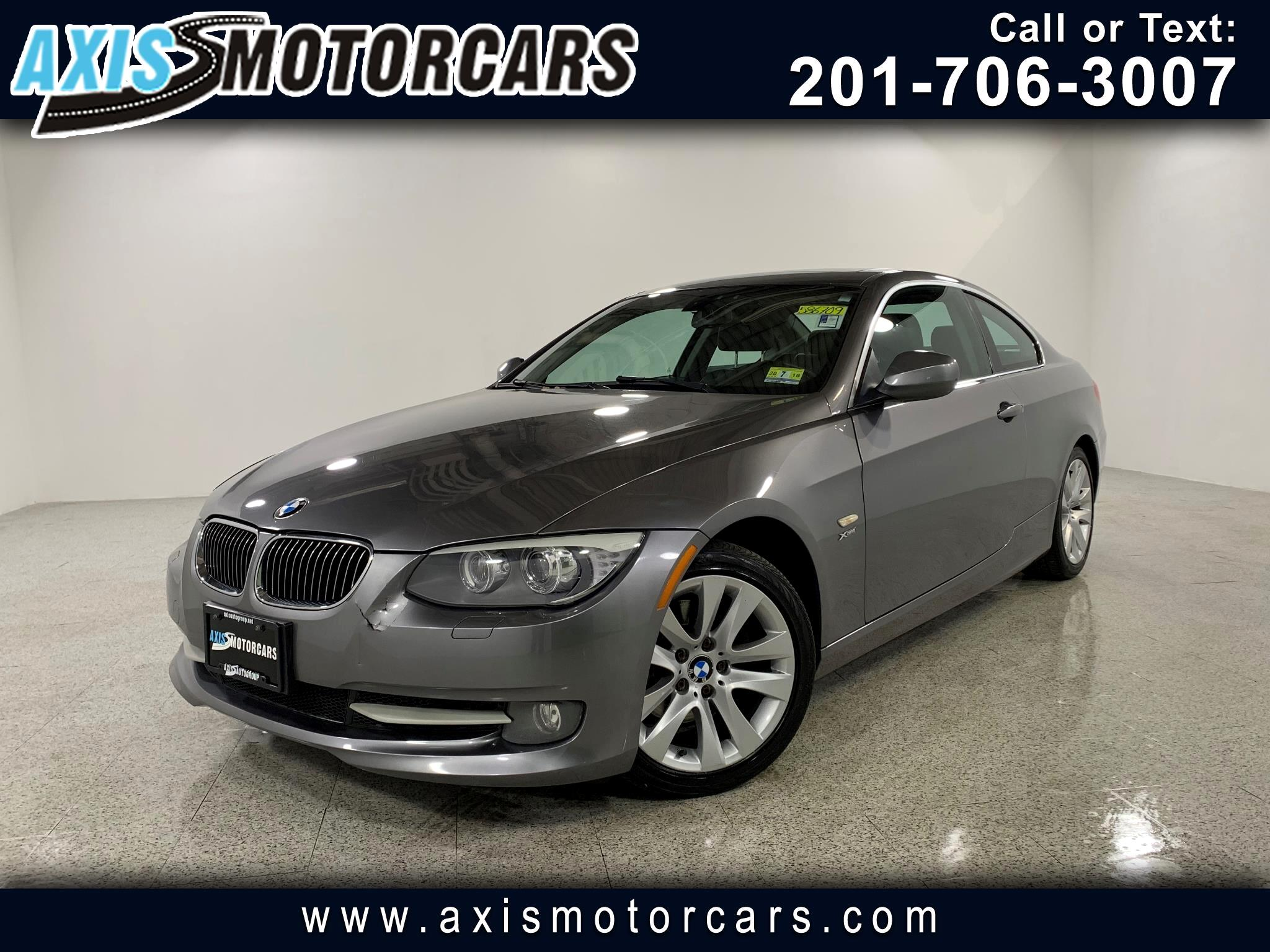 2011 BMW 328i w/Sunroof Leather