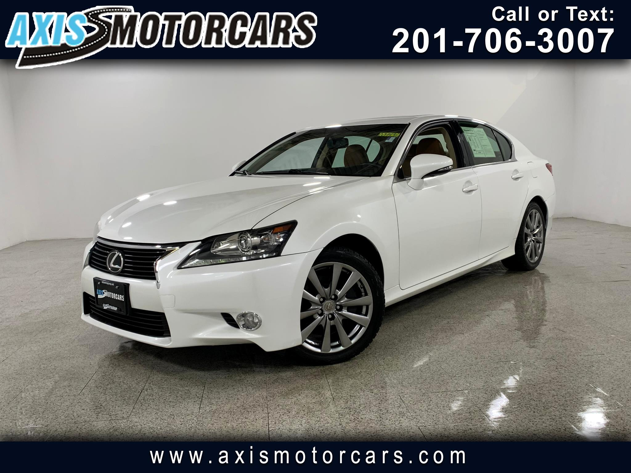 2015 Lexus GS 350 w/Sunrof Navigation Bakup Camera