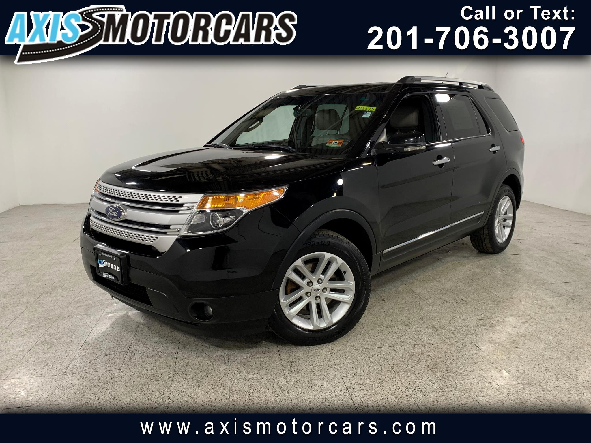 2012 Ford Explorer w/Panoramic Roof Navigation Leather