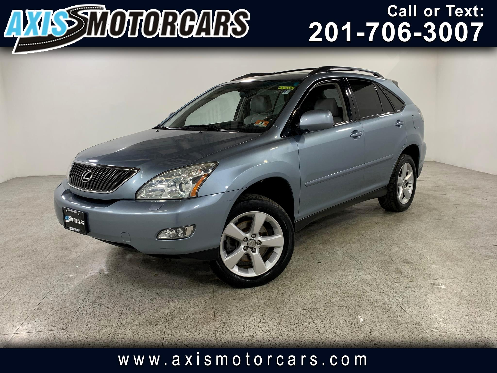 2004 Lexus RX 330 w/Sunroof Leather