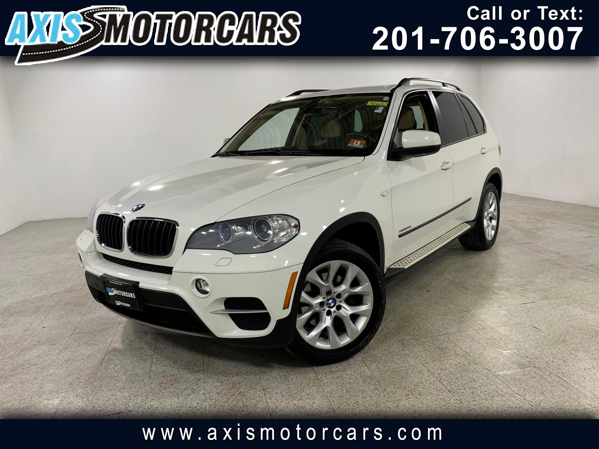 2012 BMW X5 w/Navigation Rear Entertainment System