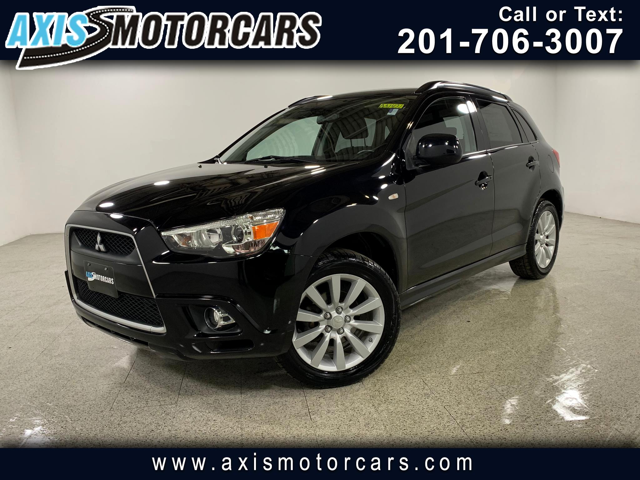 2011 Mitsubishi Outlander Sport w/Panoramic Roof