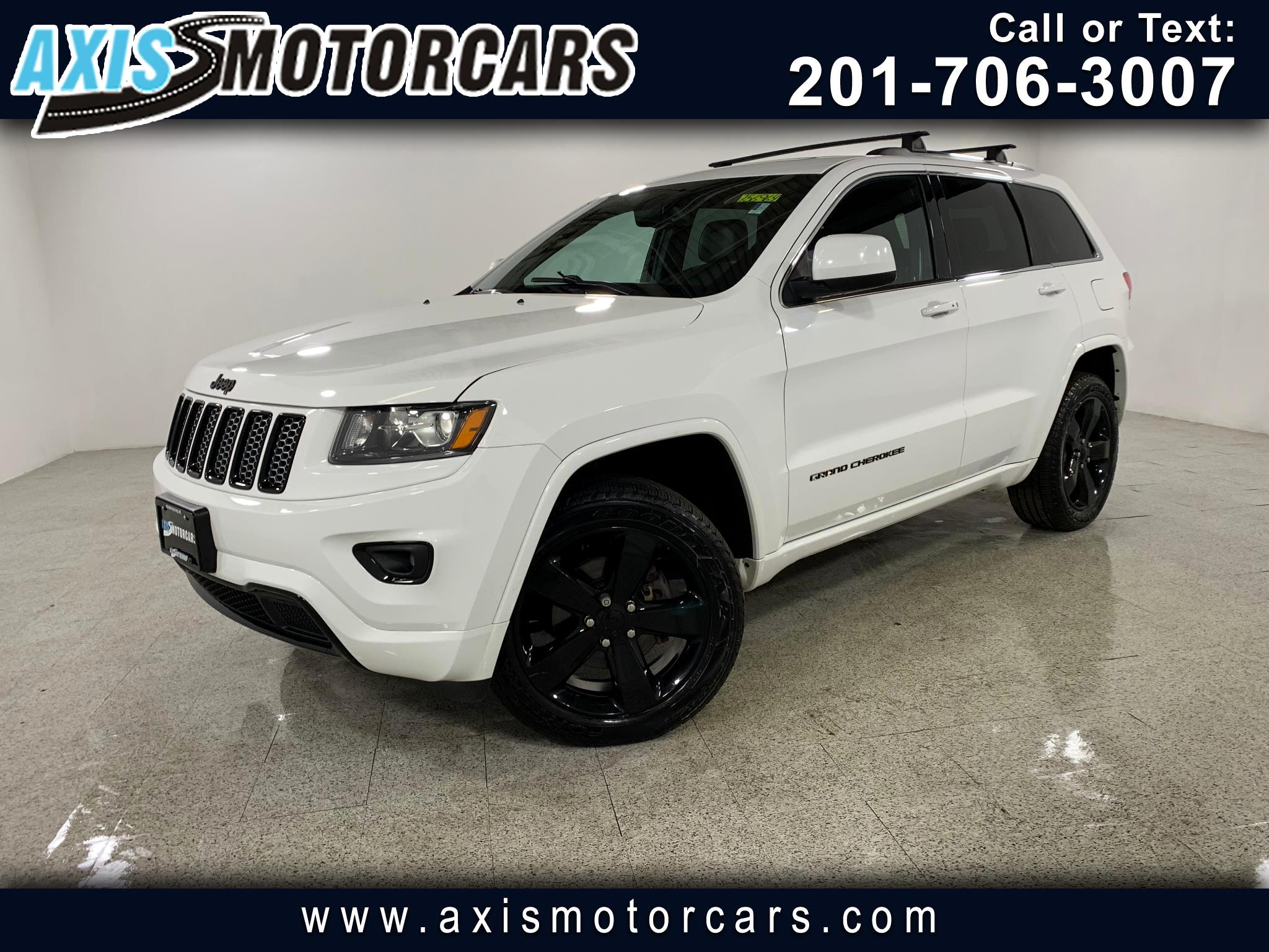 2015 Jeep Cherokee 4WD 4dr Altitude