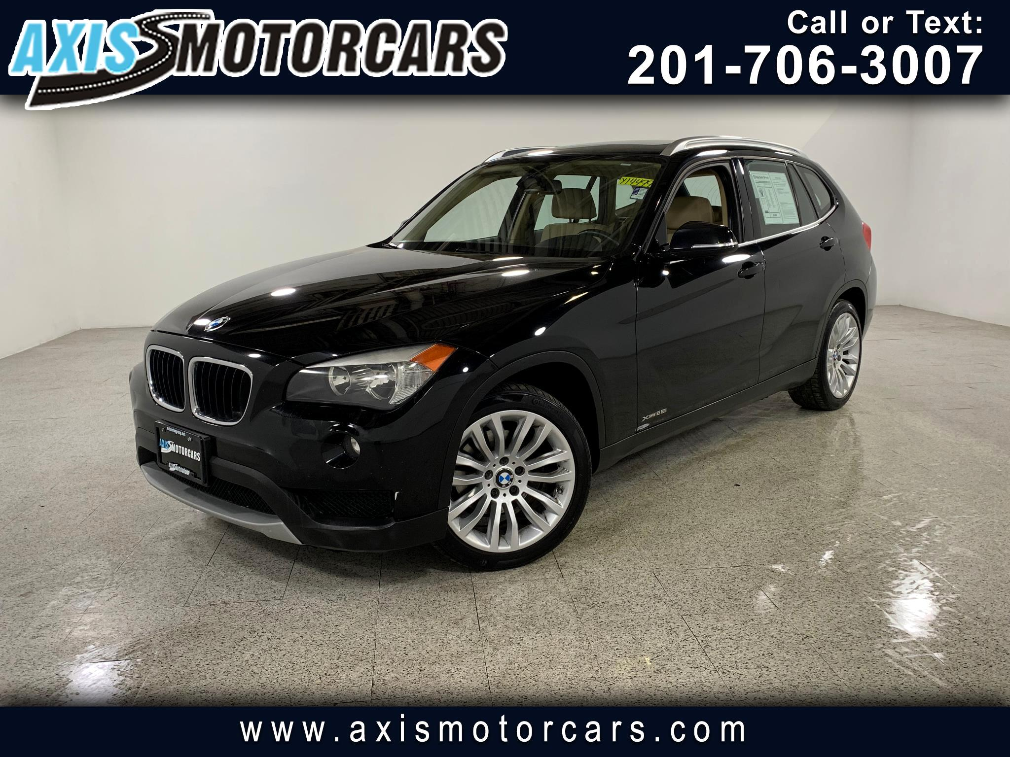 2014 BMW X1 w/Panoramic Roof Leather