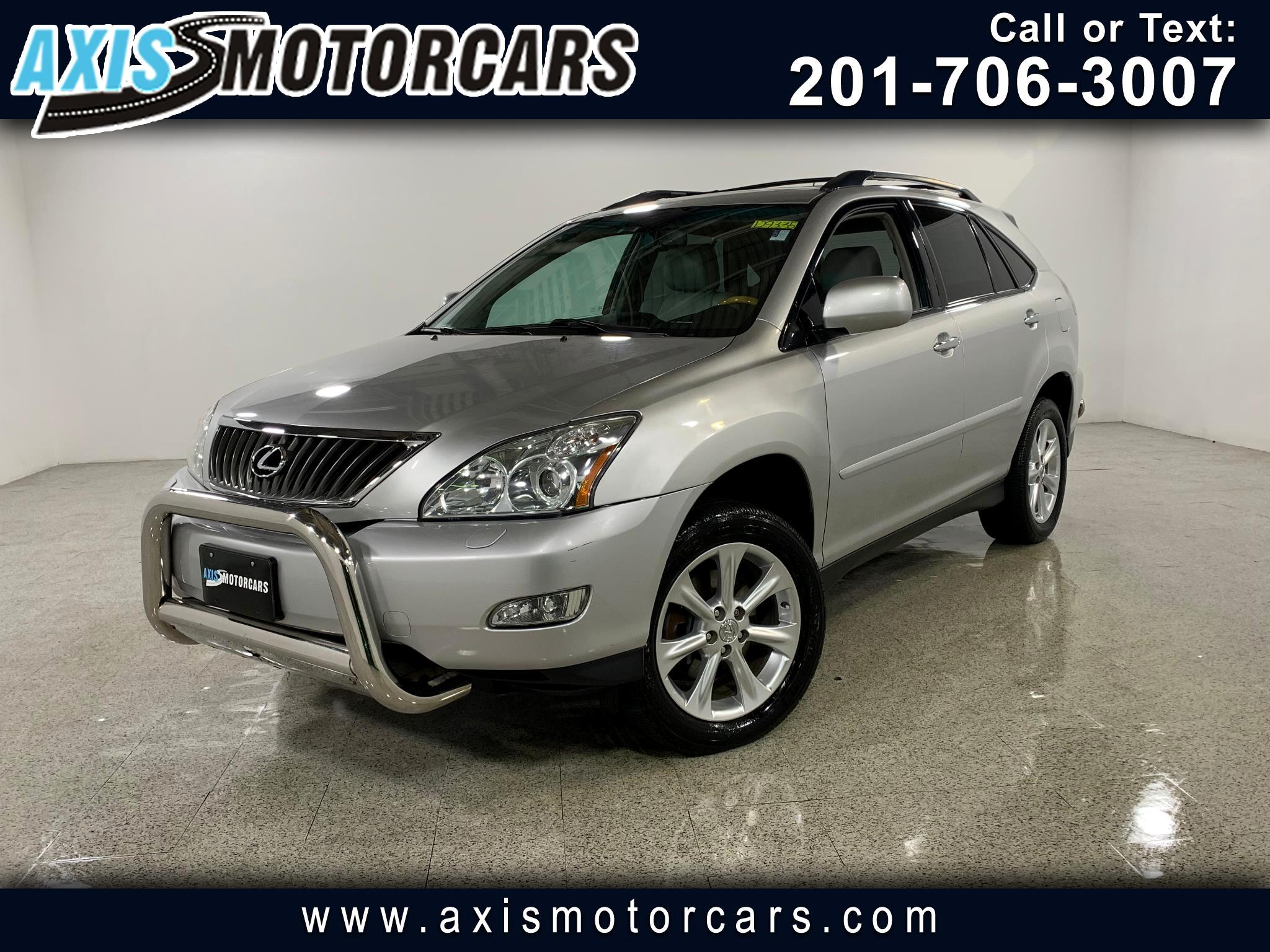 2009 Lexus RX 350 w/Sunroof Navigation Bakup Camera