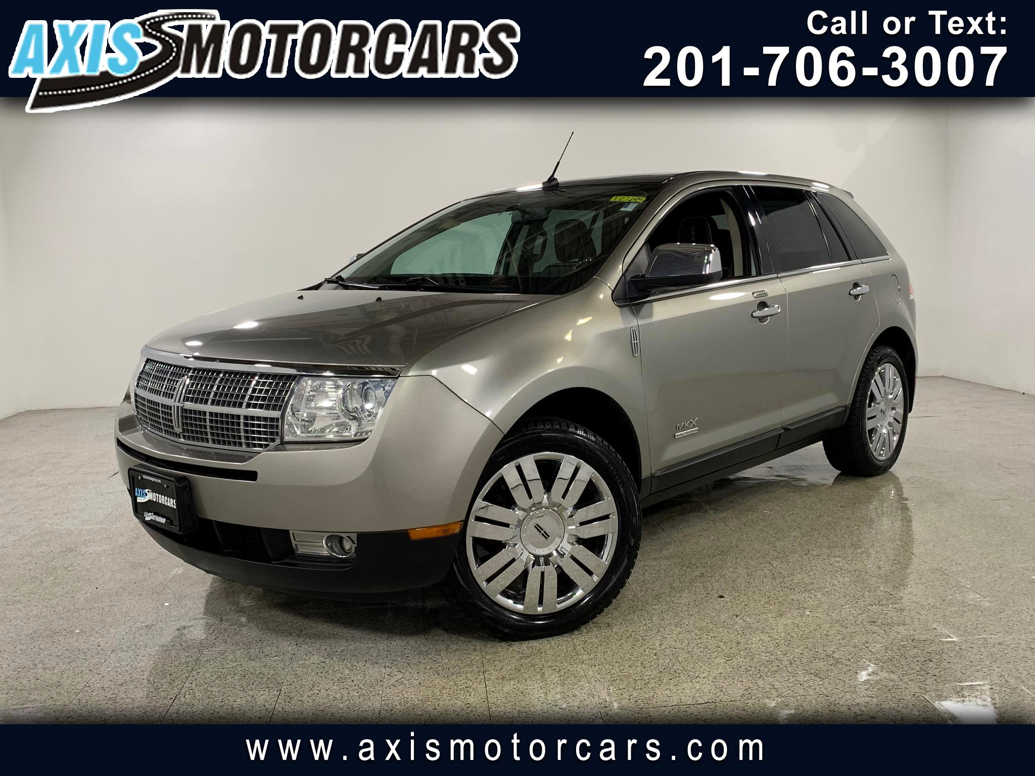 2008 Lincoln MKX w/Sunroof Leather
