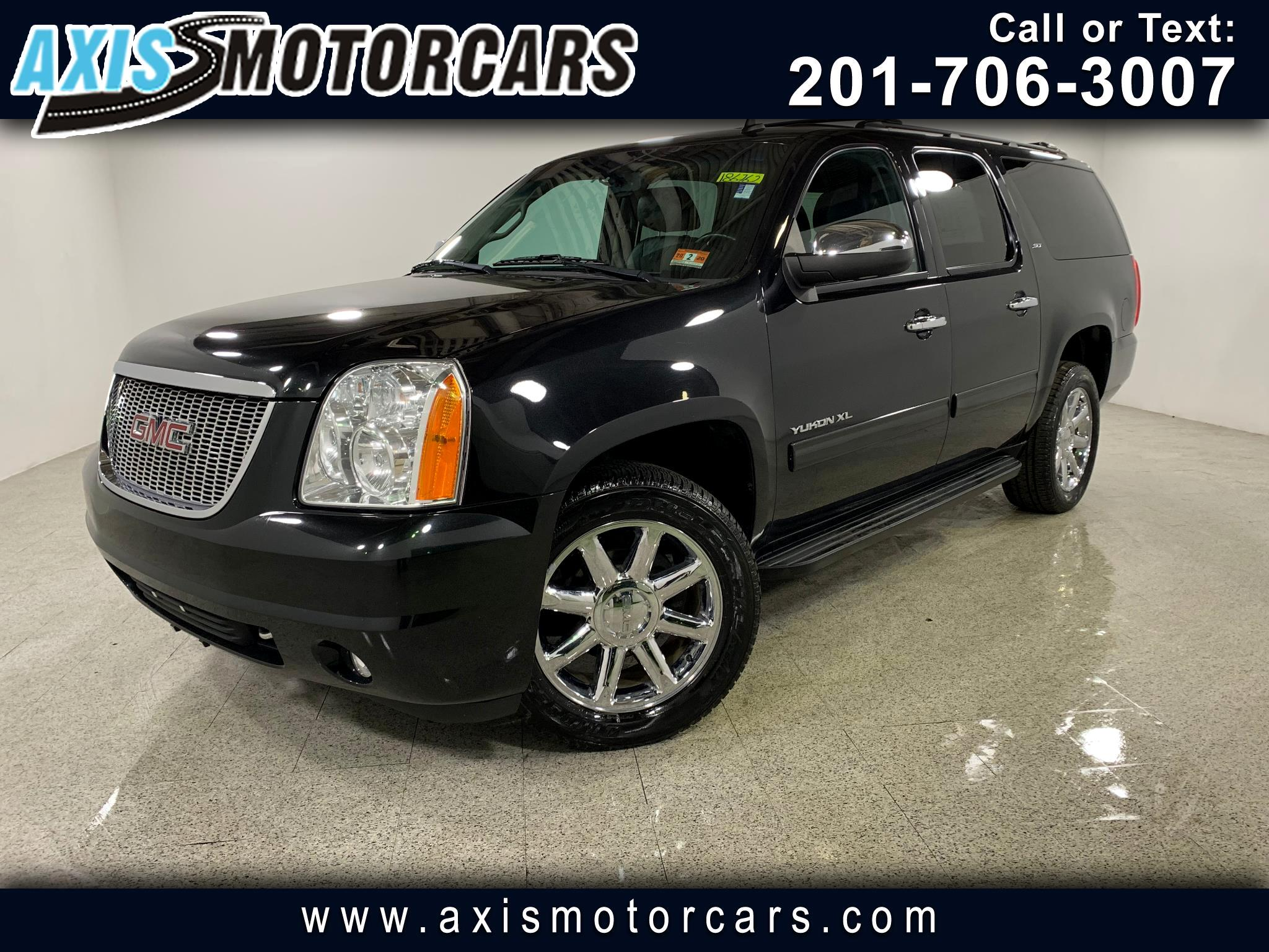 2013 GMC Yukon XL 1500 SLT w/Bose Sound System Backup Camera