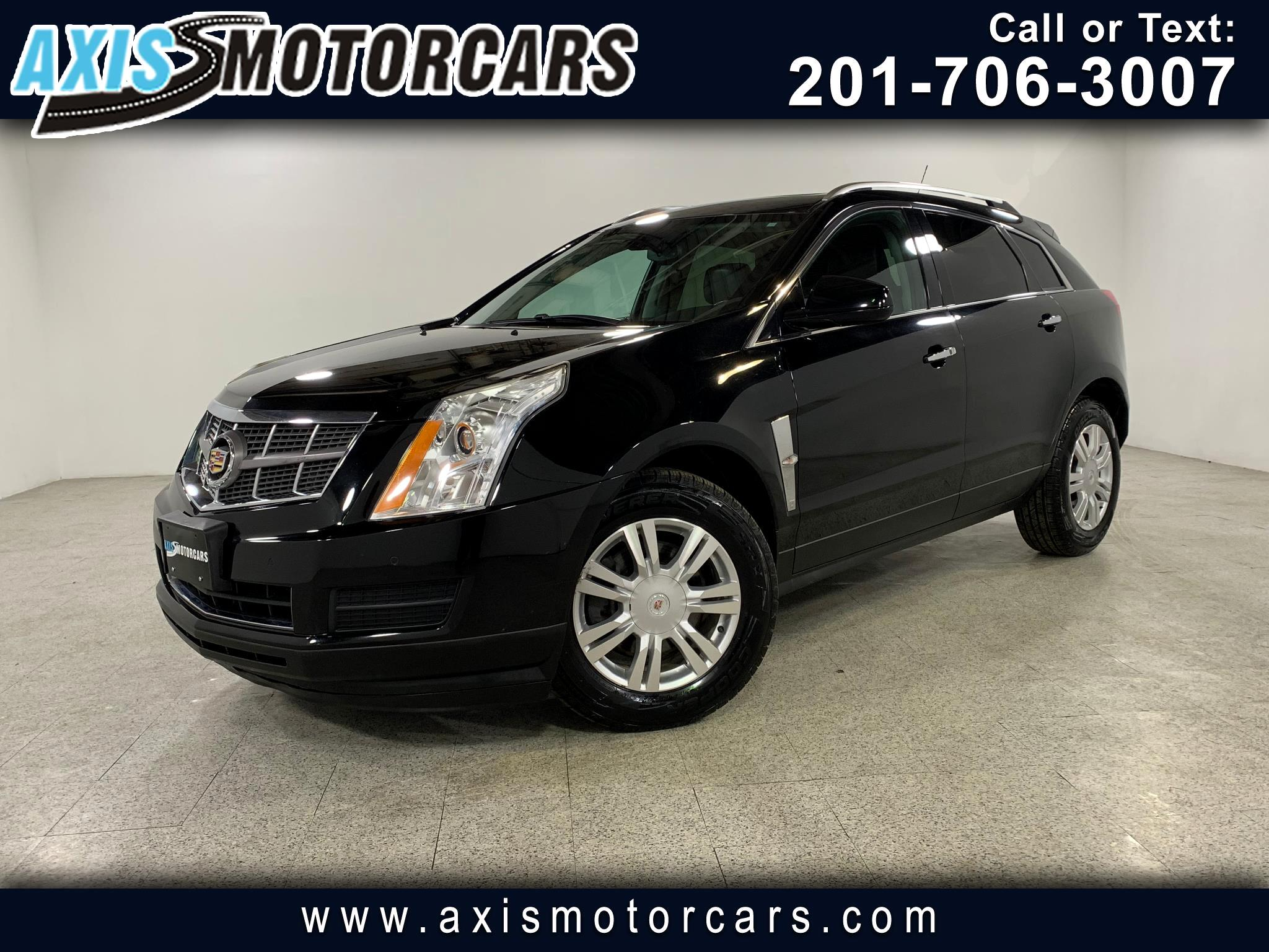 2011 Cadillac SRX Luxury Collection w/Bose Sound System