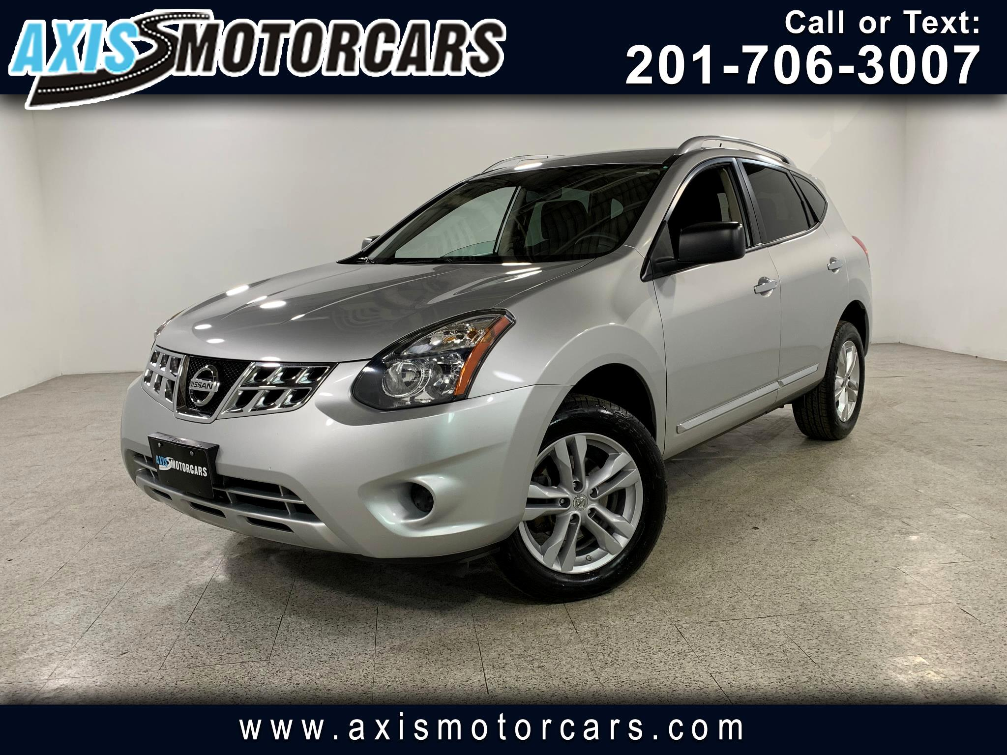 2015 Nissan Rogue Select S w/Bakup Camera