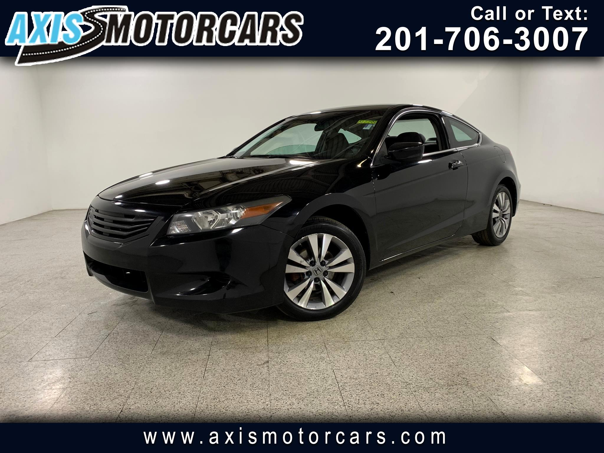 2010 Honda Accord LX-S w/Leather
