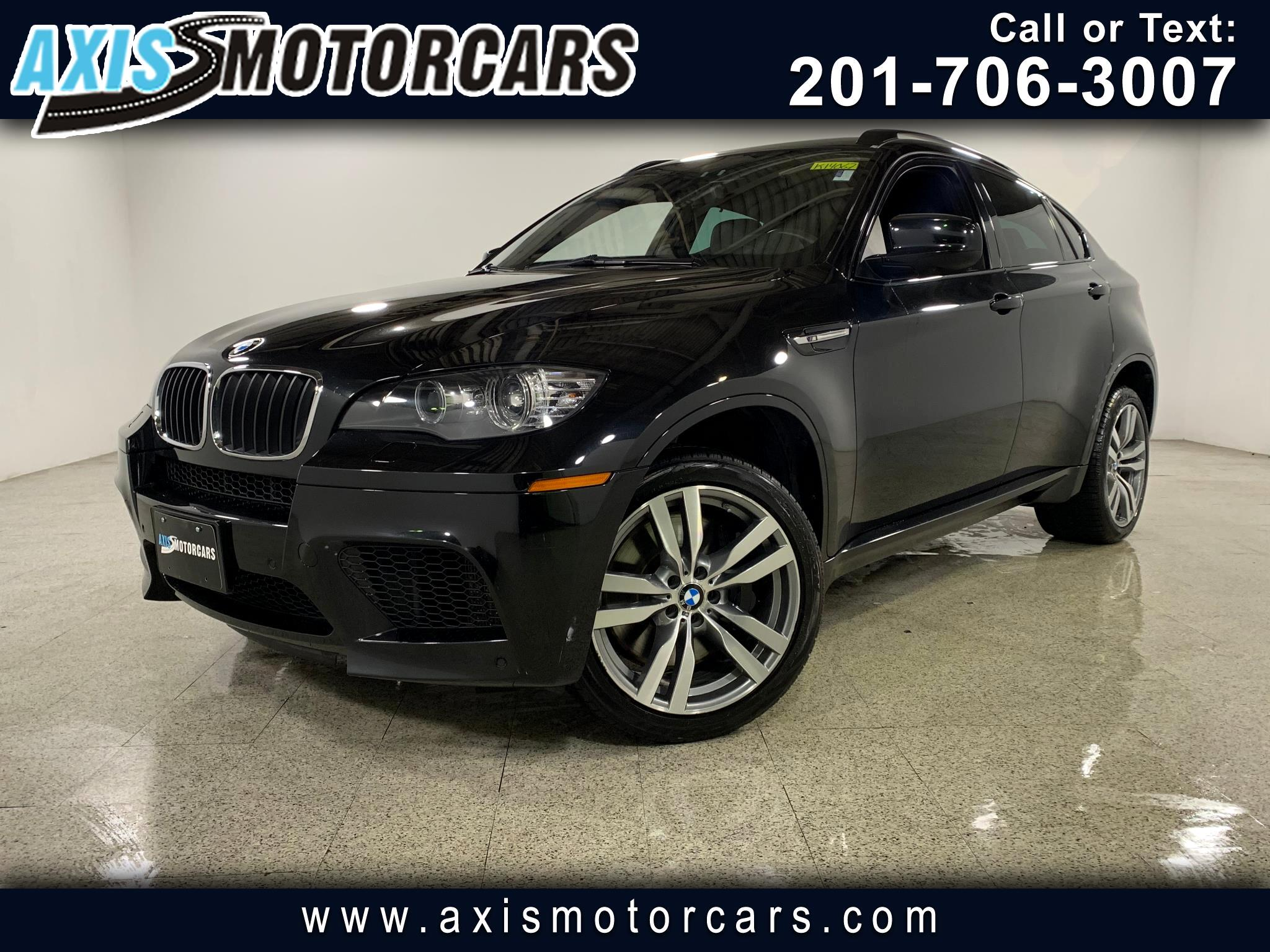 2011 BMW X6 M Pkg w/Navigation Backup Camera Sunroof