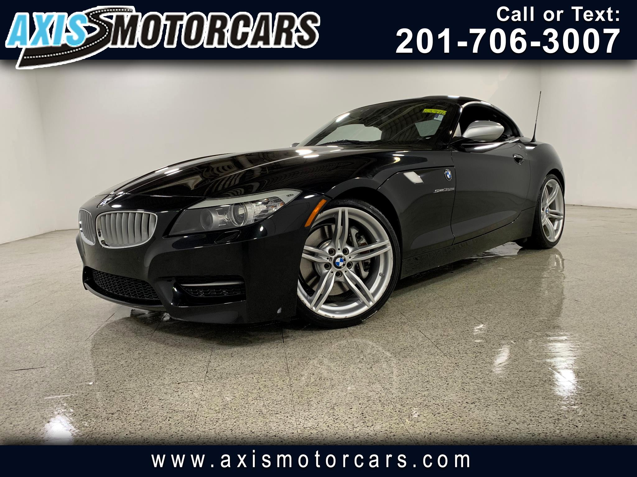 2013 BMW Z4 sDrive35is //M Pkg w/Navigation